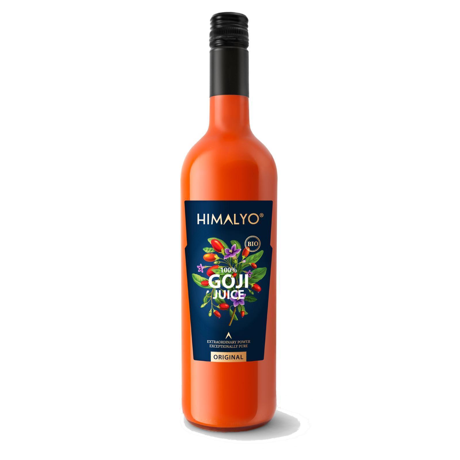 Himalyo 100% Goji šťáva, BIO 350 ml