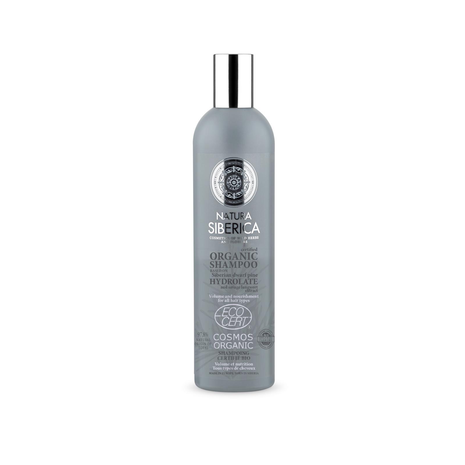 Natura Siberica Šampon pro všechny typy vlasů 400 ml