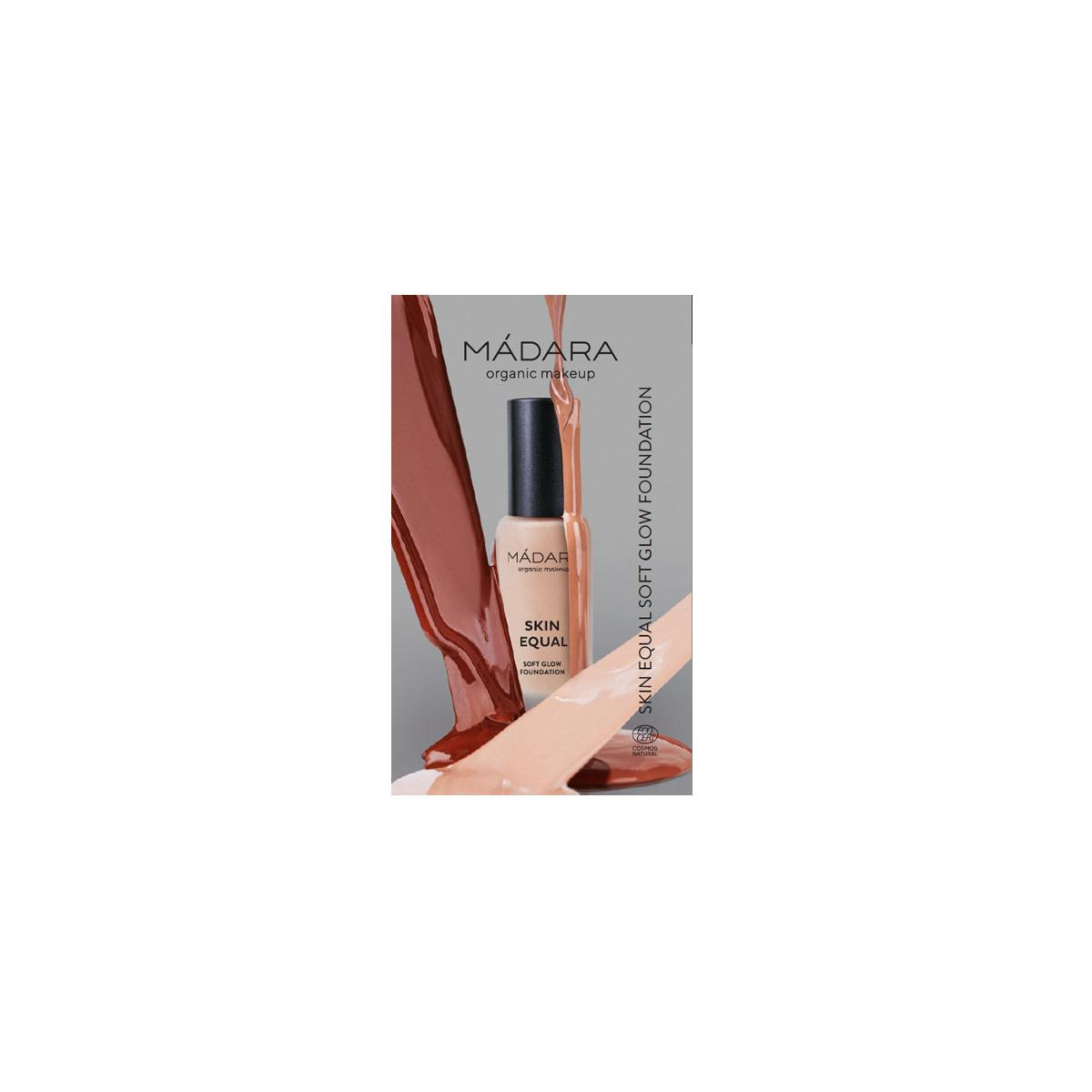 MÁDARA Make-up s SPF 15, Sand 40 2 ml
