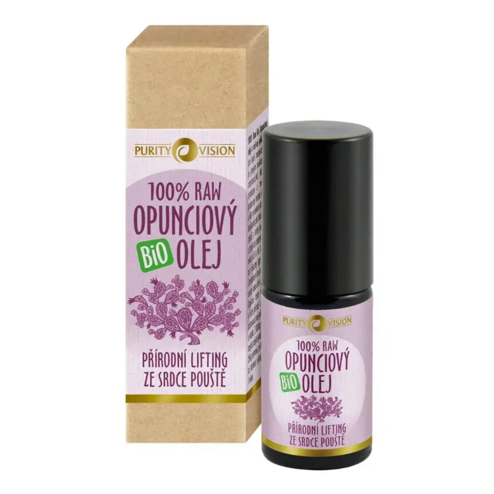 Purity Vision Raw opunciový olej 5 ml