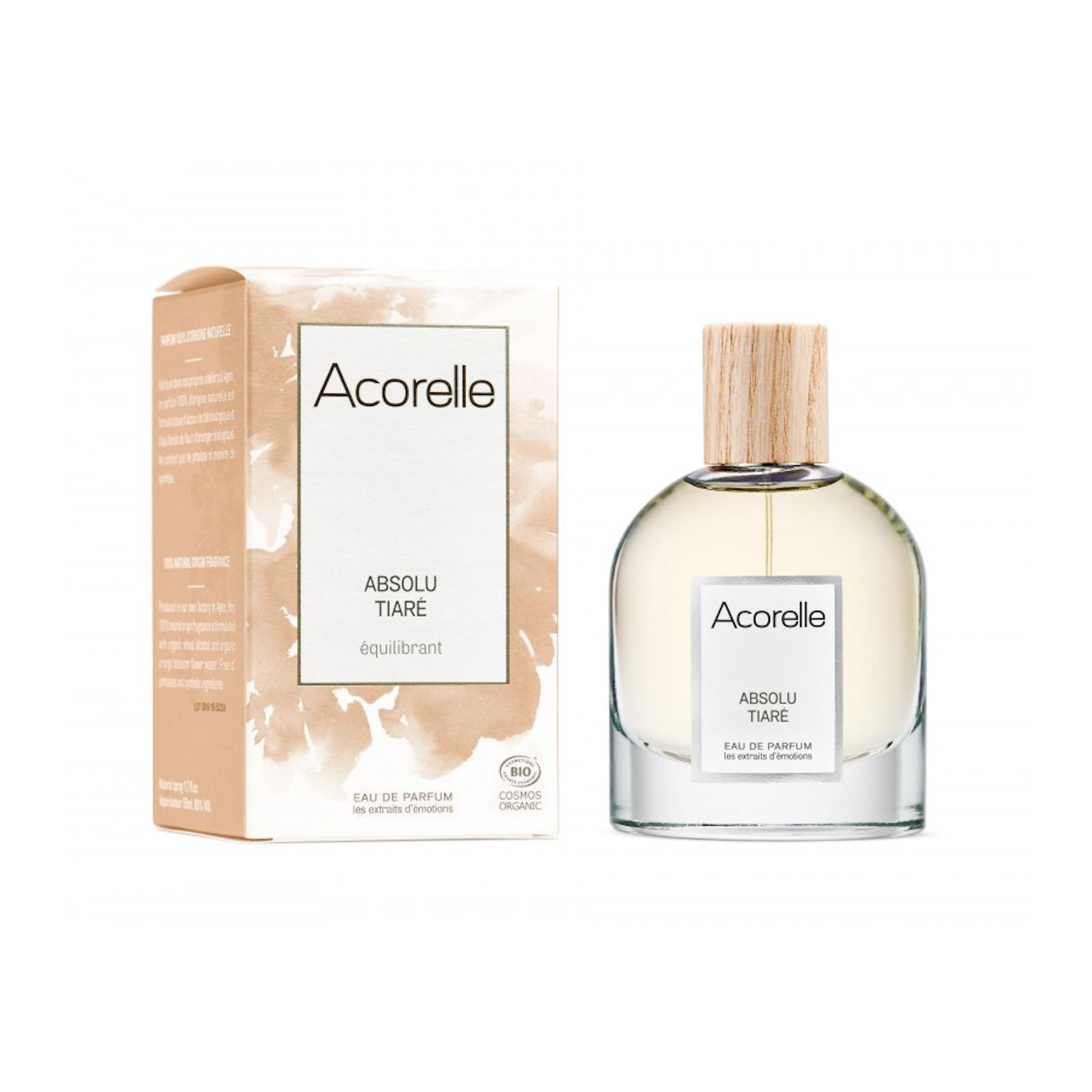 Acorelle Dámská parfemová voda bio absolu tiare 50 ml