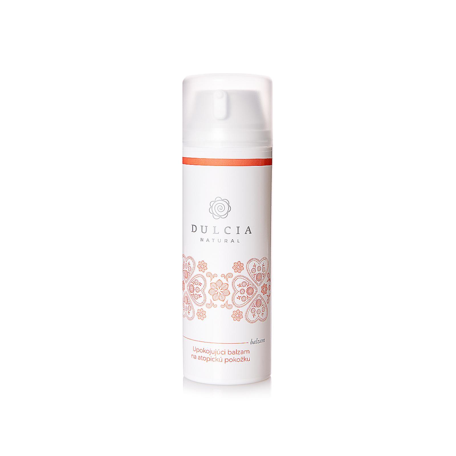 DULCIA natural Zklidňující balzám na atopickou pokožku 150 ml