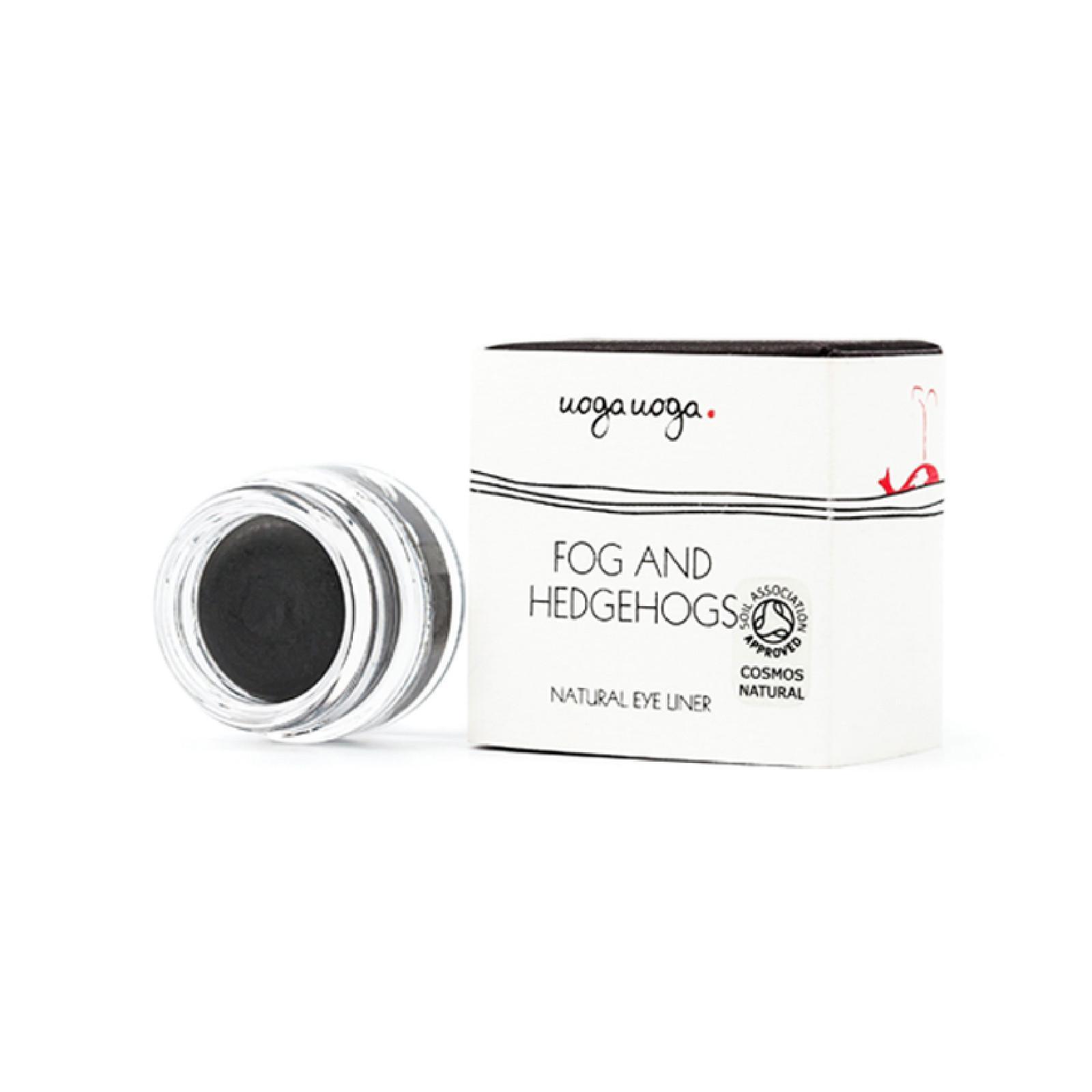 Uoga Uoga Fog and Hedgehogs, krémové oční linky 2,5 ml