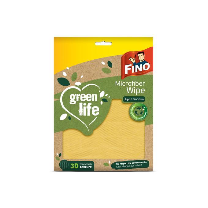 FINO Green Life hadřík z mikrovlákna, recyklovaný PES 1 ks