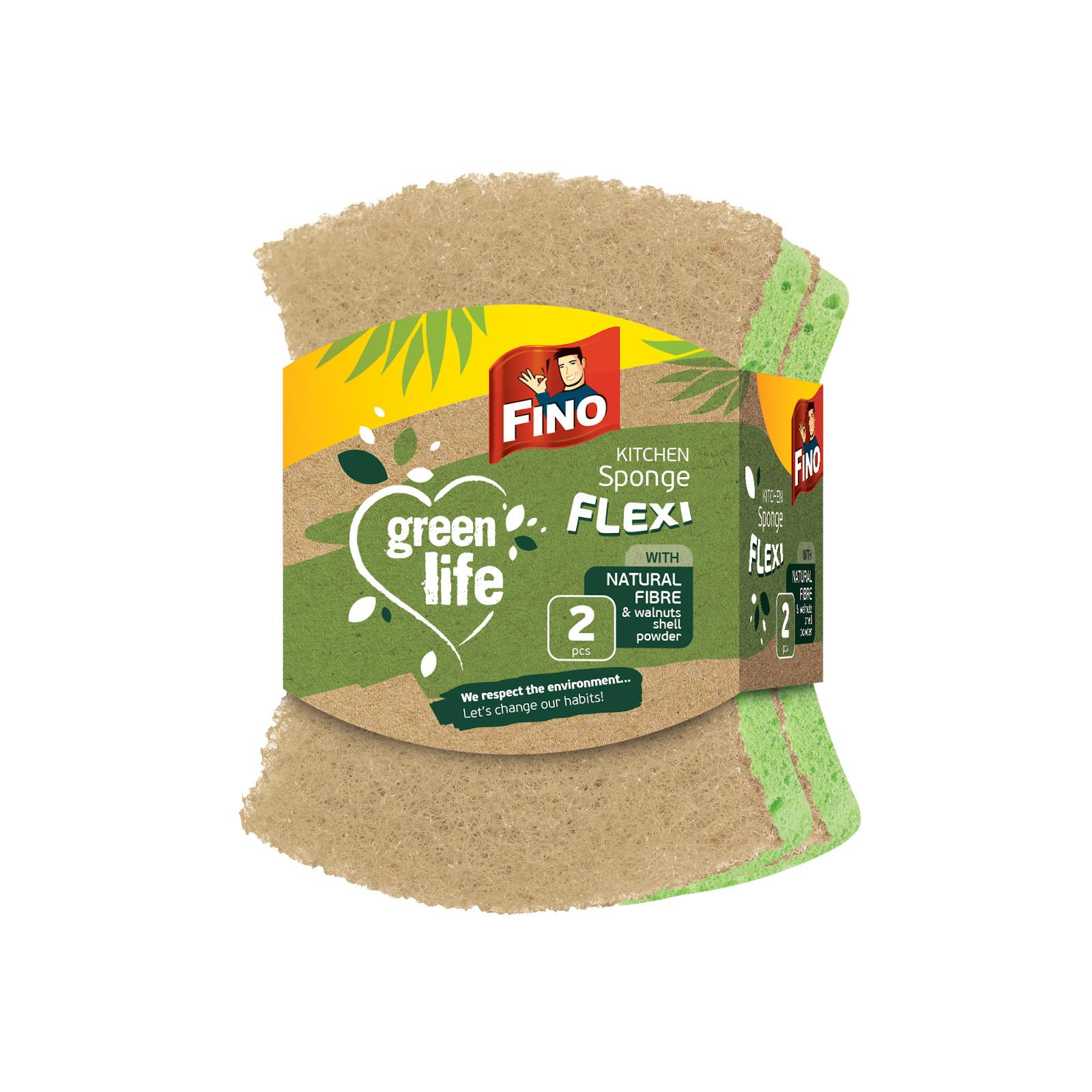 FINO Green Life houbička flexi 2 ks