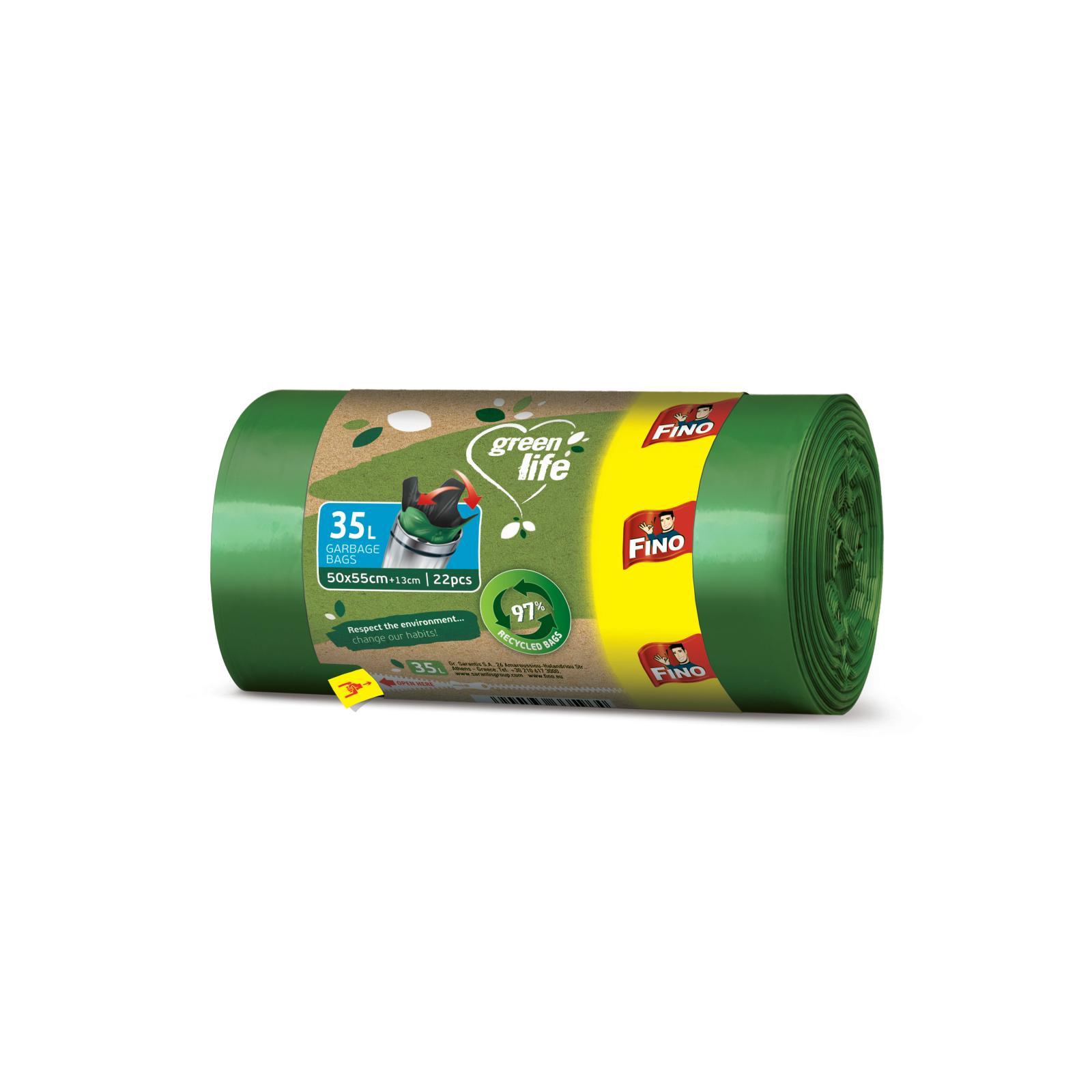 FINO LD Pytle Green Life Easy pack 35l 22 ks
