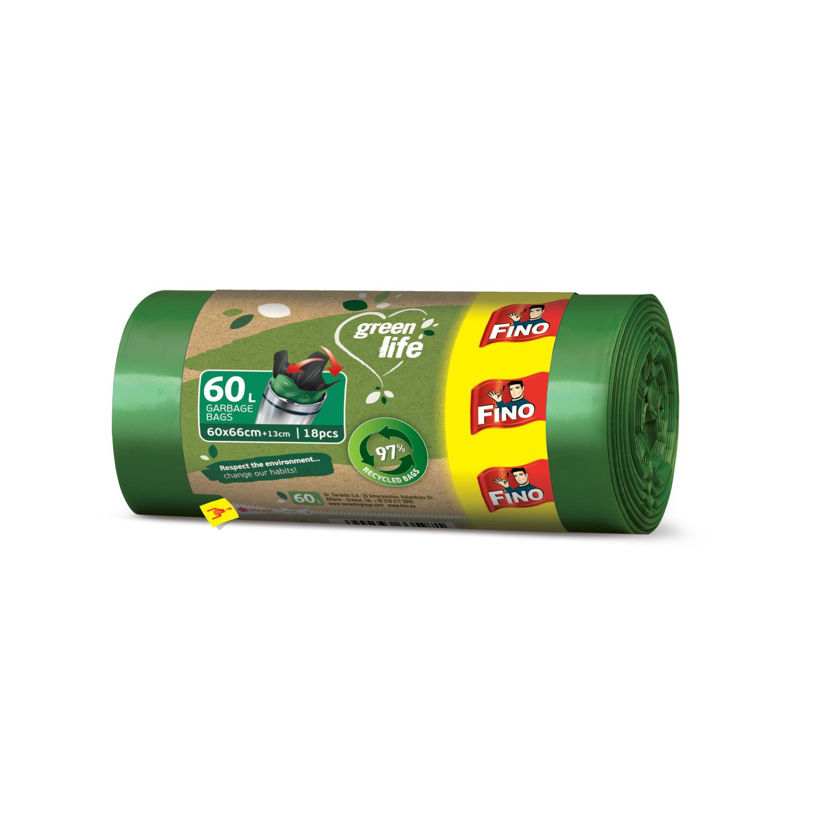 FINO LD Pytle Green Life Easy pack 60l 18 ks