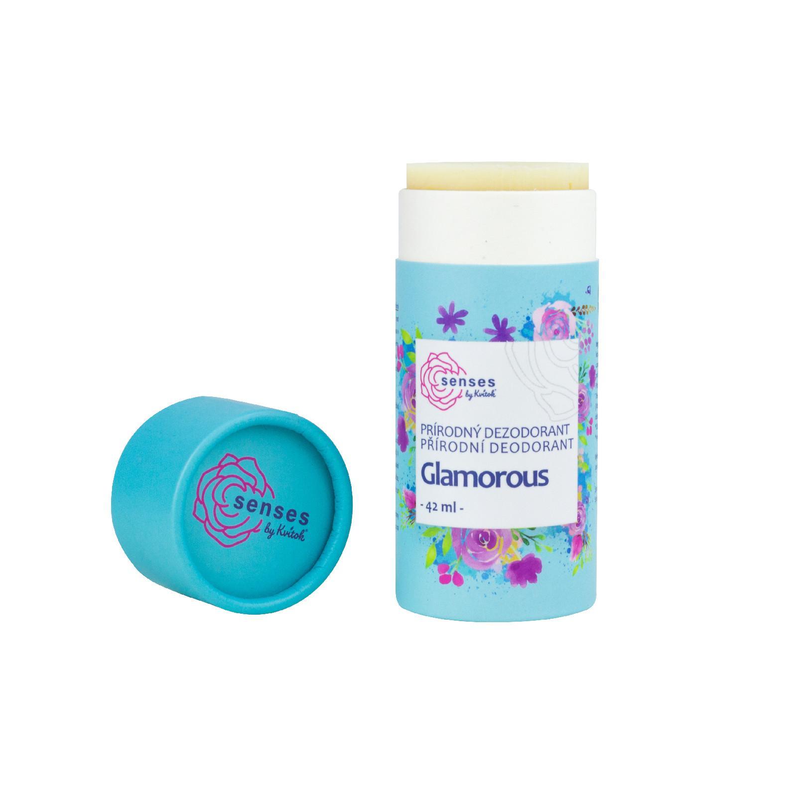 Kvitok Tuhý deodorant, glamorous 42 ml