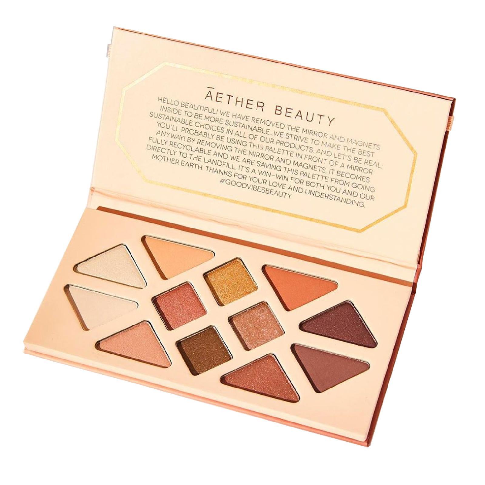 Aether Beauty Summer Solstice, paleta očních stínů 1 ks