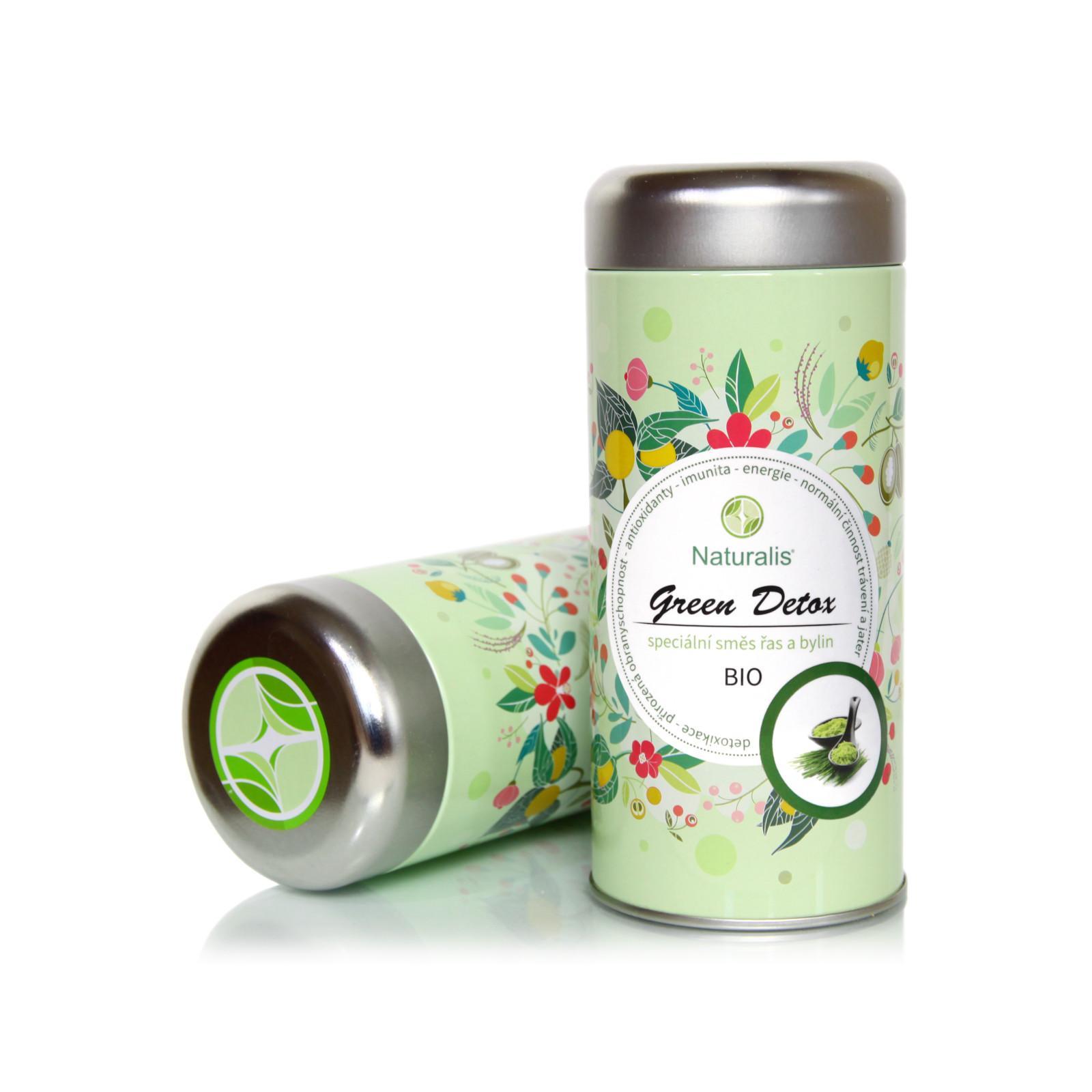 Naturalis Green detox 70 g