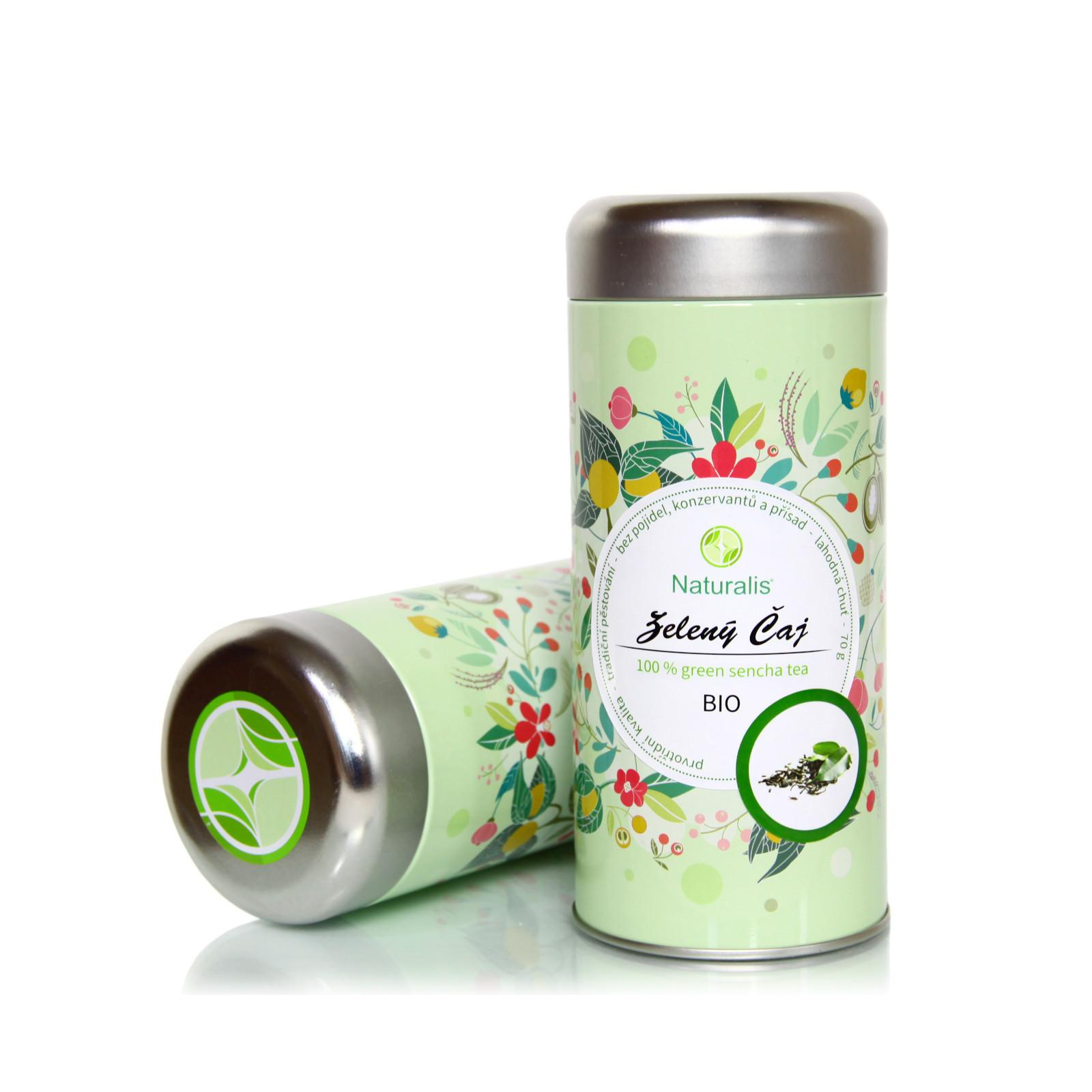 Naturalis Zelený čaj