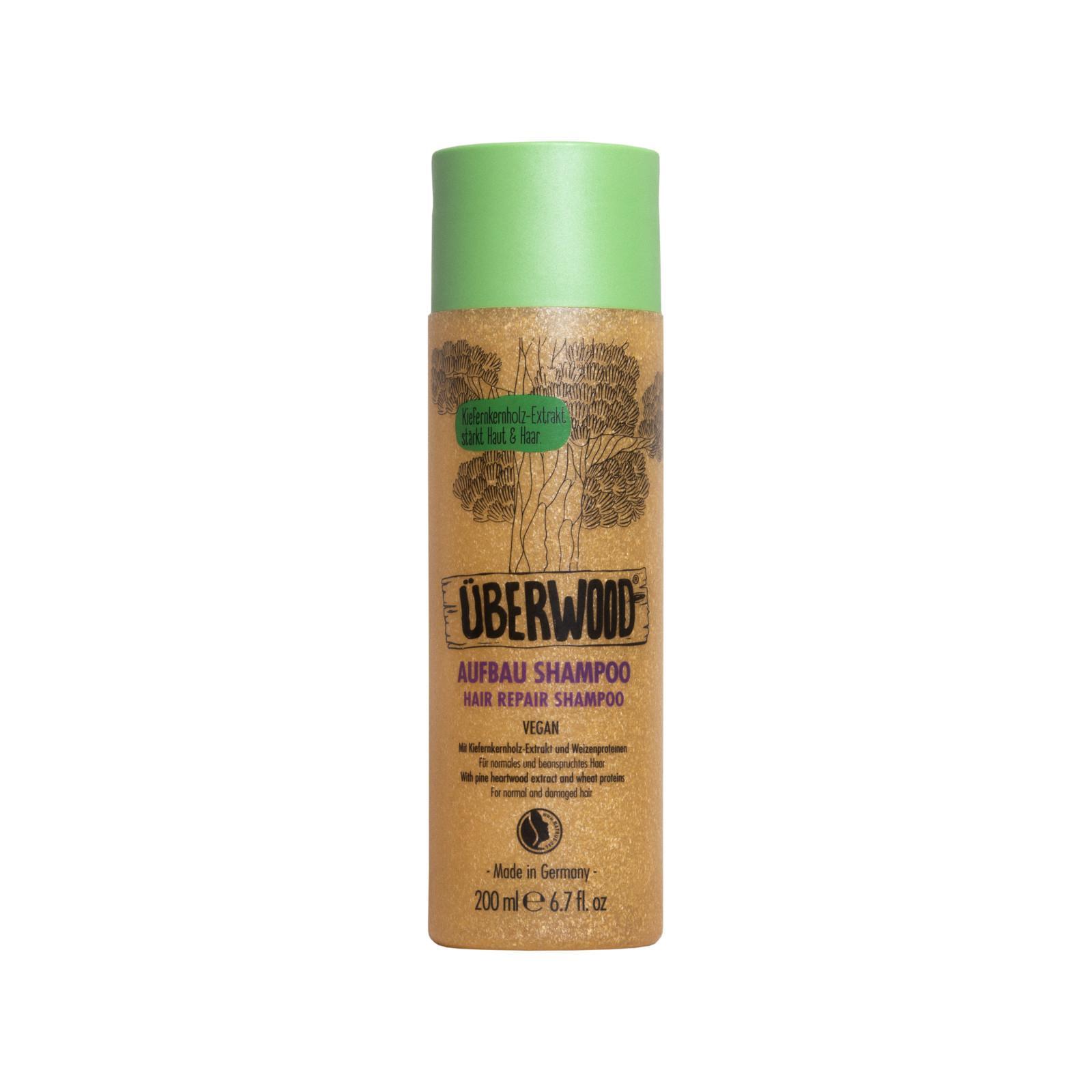 Regenerační šampon pro normální a poškozené vlasy od Uberwood