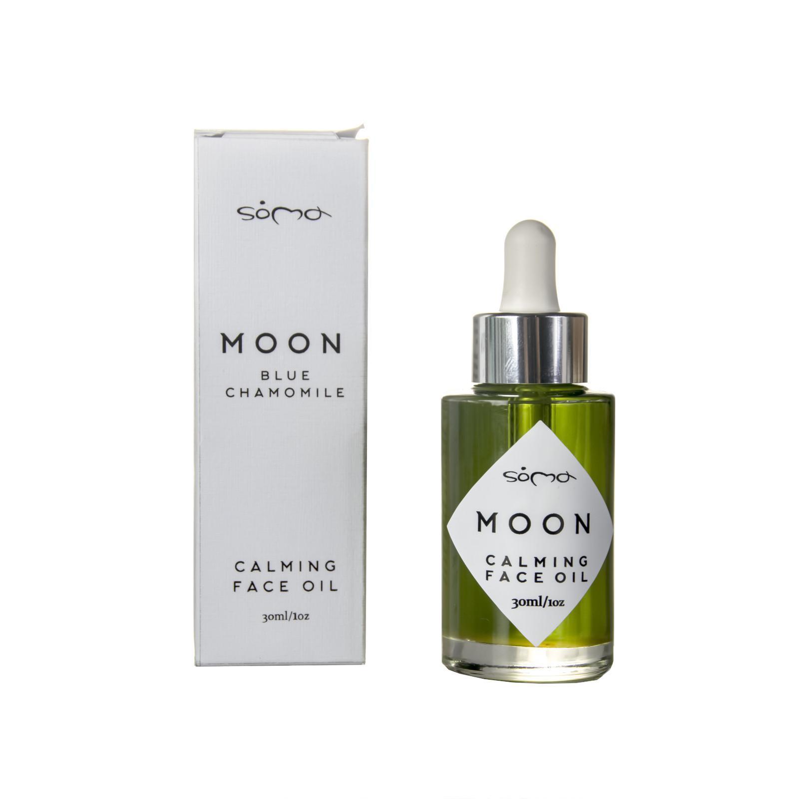 Moon, pleťový olej s modrým heřmánkem od Soma n Botanicals