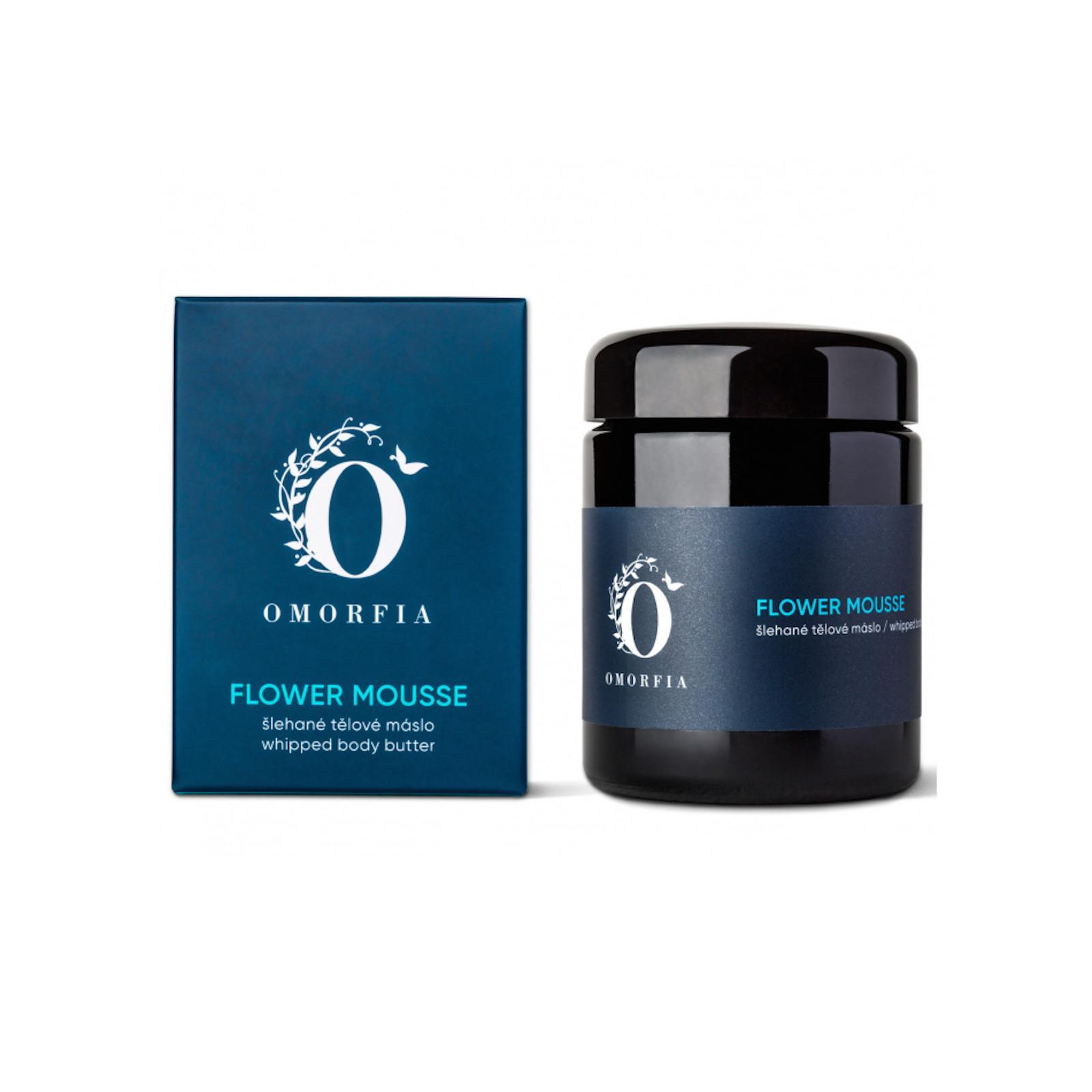 Omorfia Flower mousse, tělové máslo 250 ml