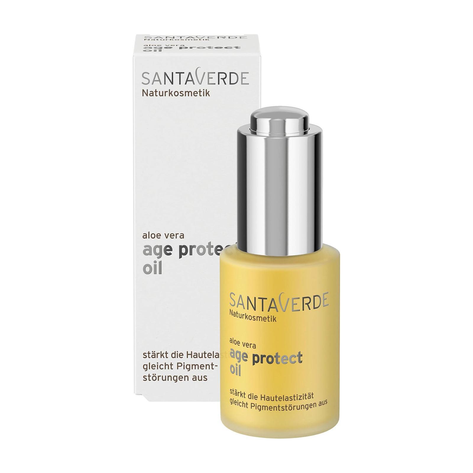 Santaverde Age protect pleťový olej 30 ml