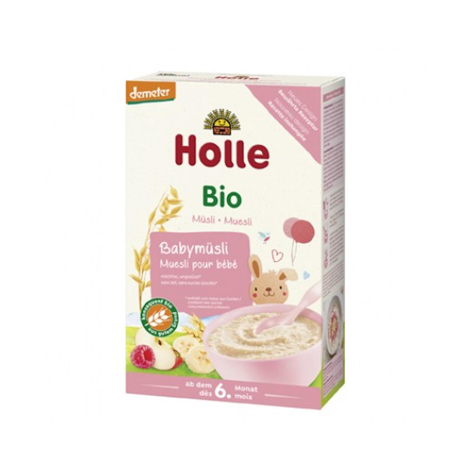 Holle Bio Babymüsli Kaše 250 g