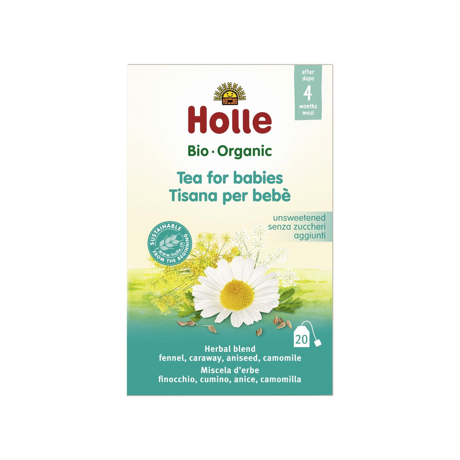 Holle Bio Dětský čaj 30 g