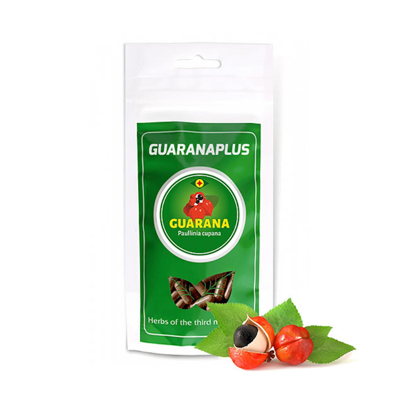 Guaranaplus Guarana 100 kapslí