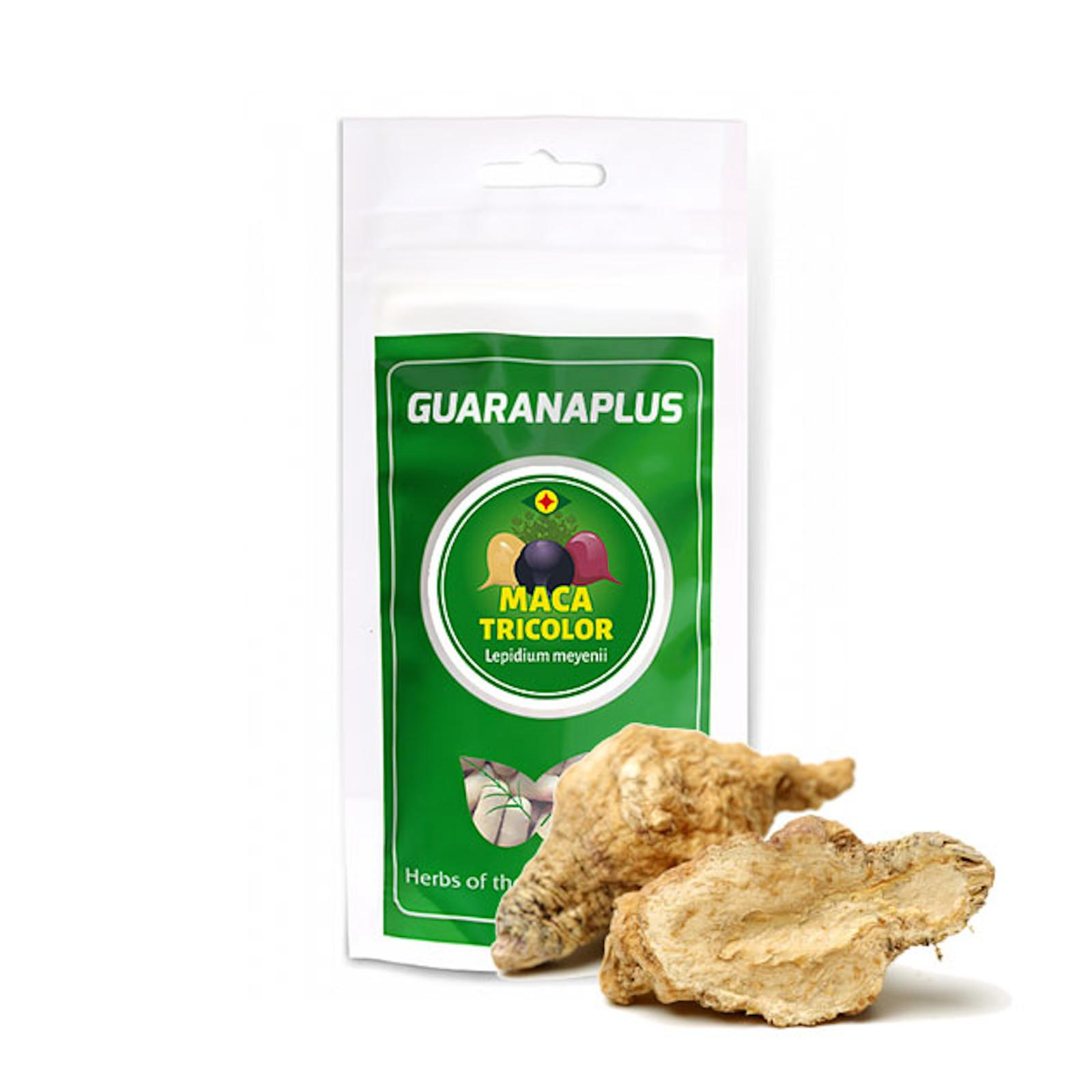Guaranaplus Maca Tricolor 100 kapslí