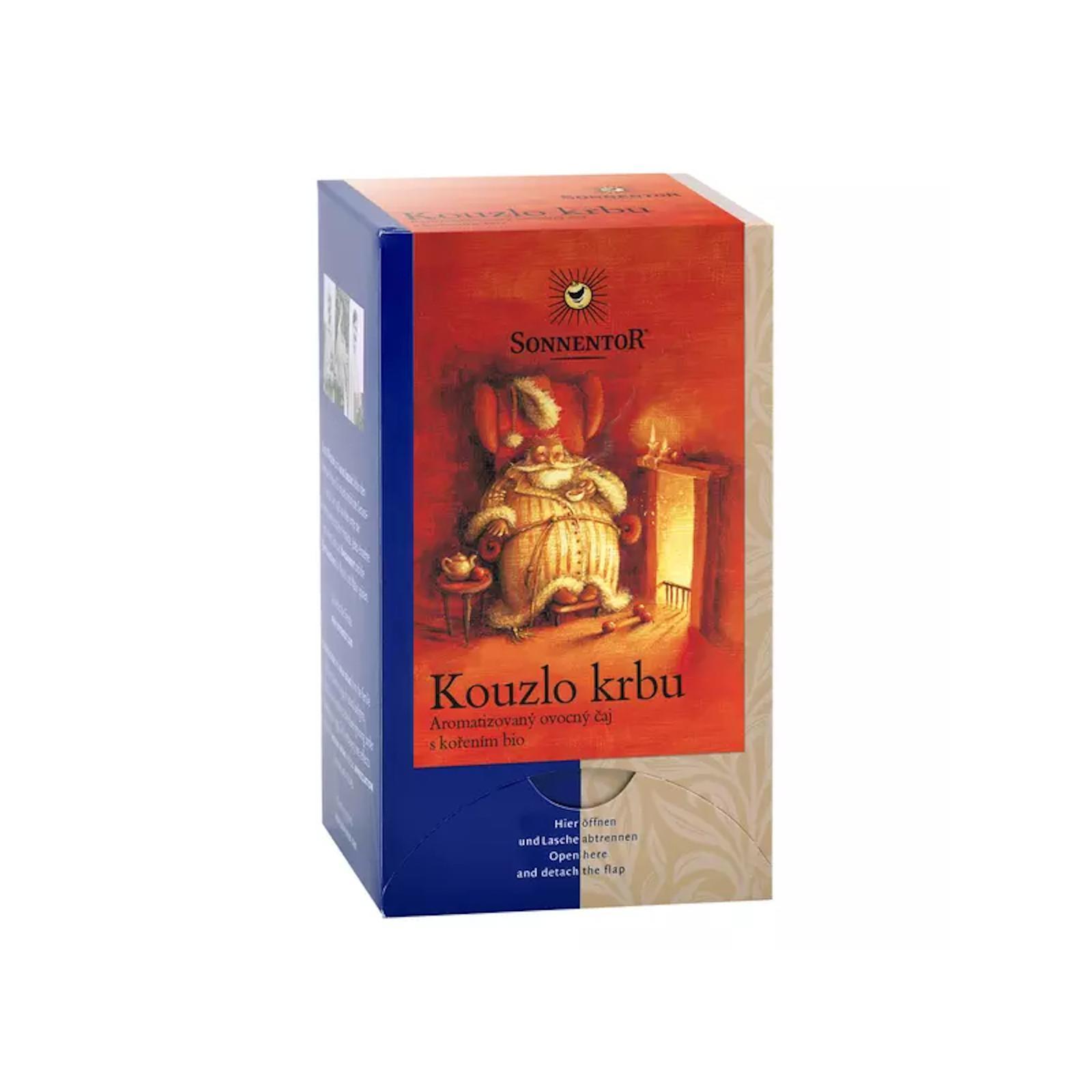 Sonnentor Kouzlo krbu, ovocný čaj bio 45 g, 18 sáčků