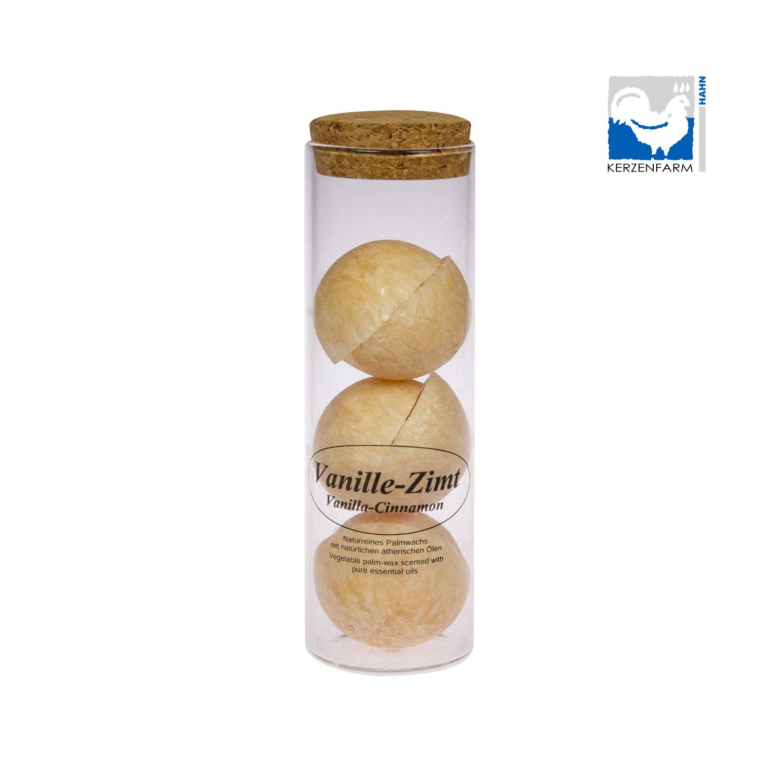 Kerzenfarm Kapsle do aromalampy, Vanilla cinnamon 6 ks, dóza