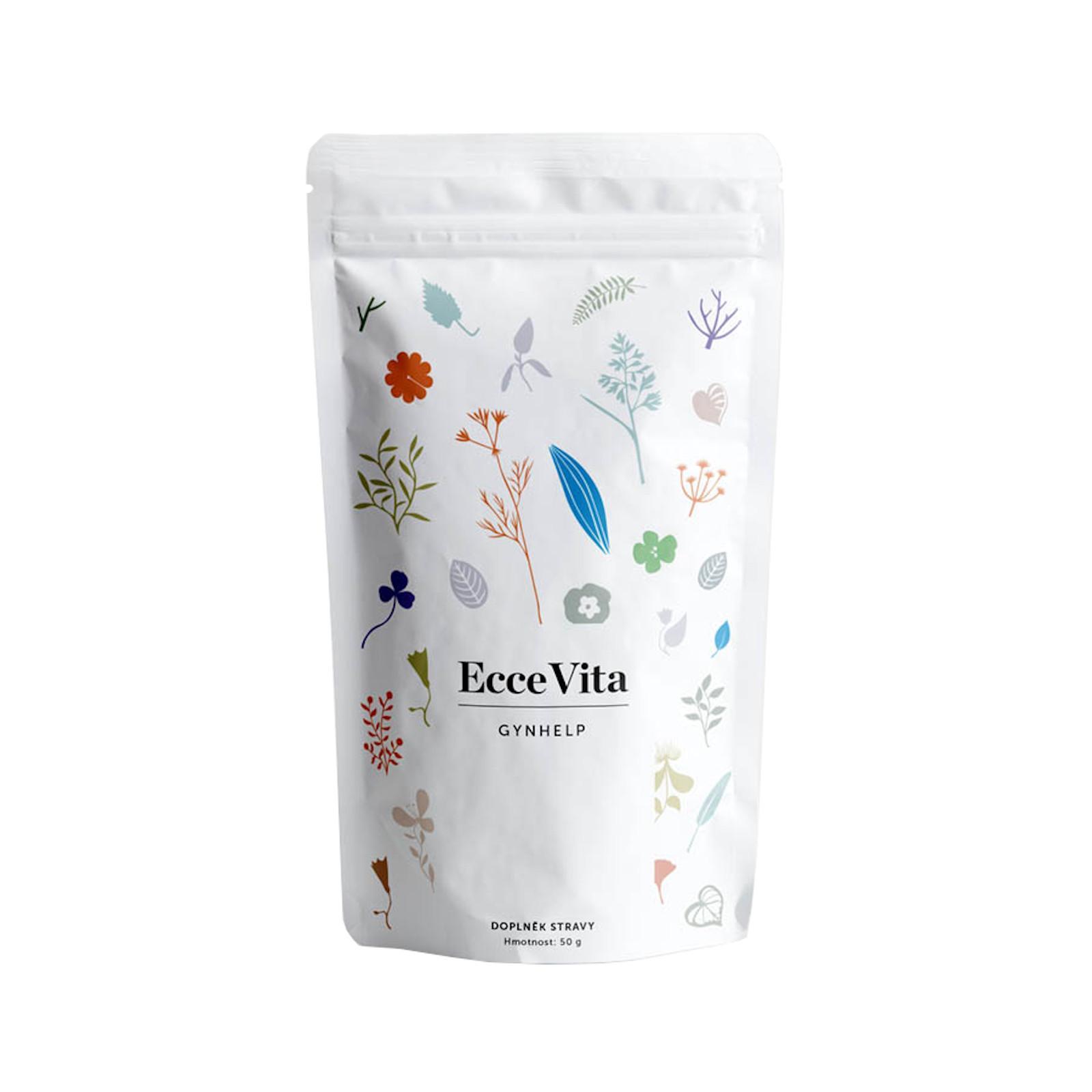 Ecce Vita Bylinný čaj sypaný Gynhelp 50 g