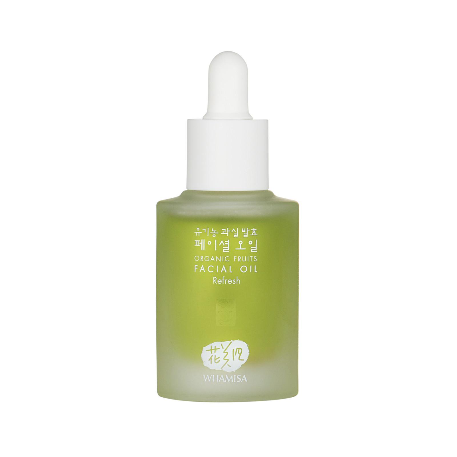WHAMISA Anti-age Pleťový olej Refresh 26 ml