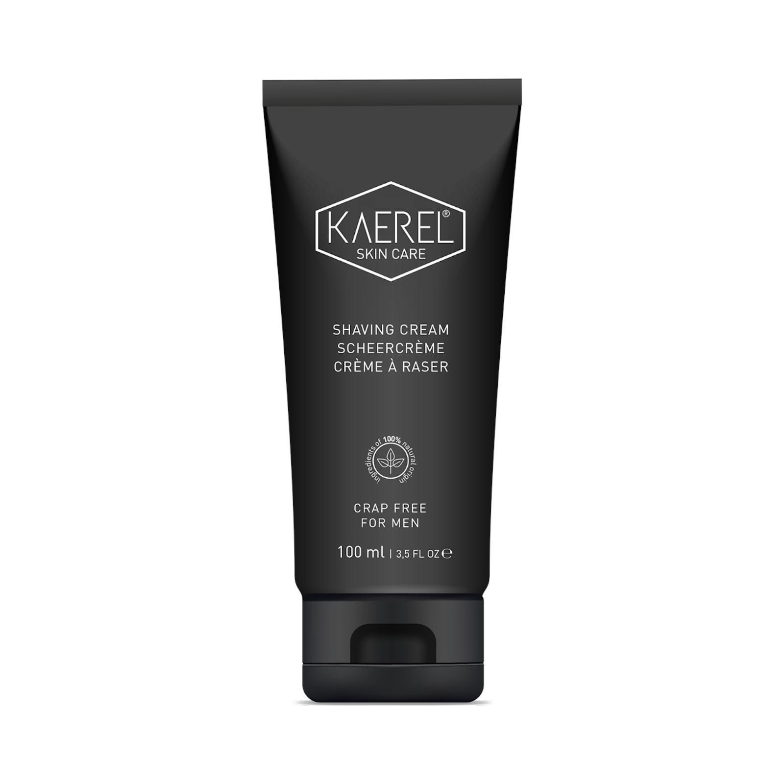 KAEREL SKIN CARE Krém na holení pro muže 100 ml