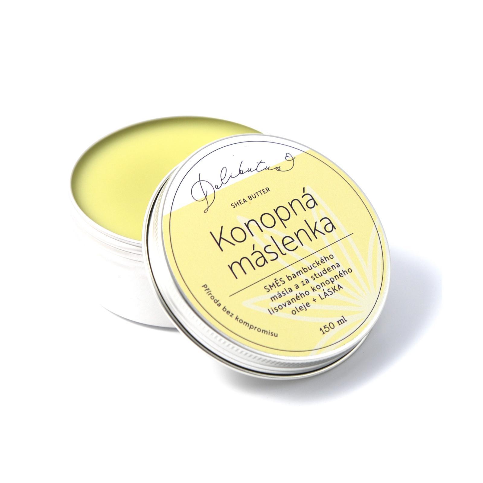 Delibutus Konopná máslenka 150 ml