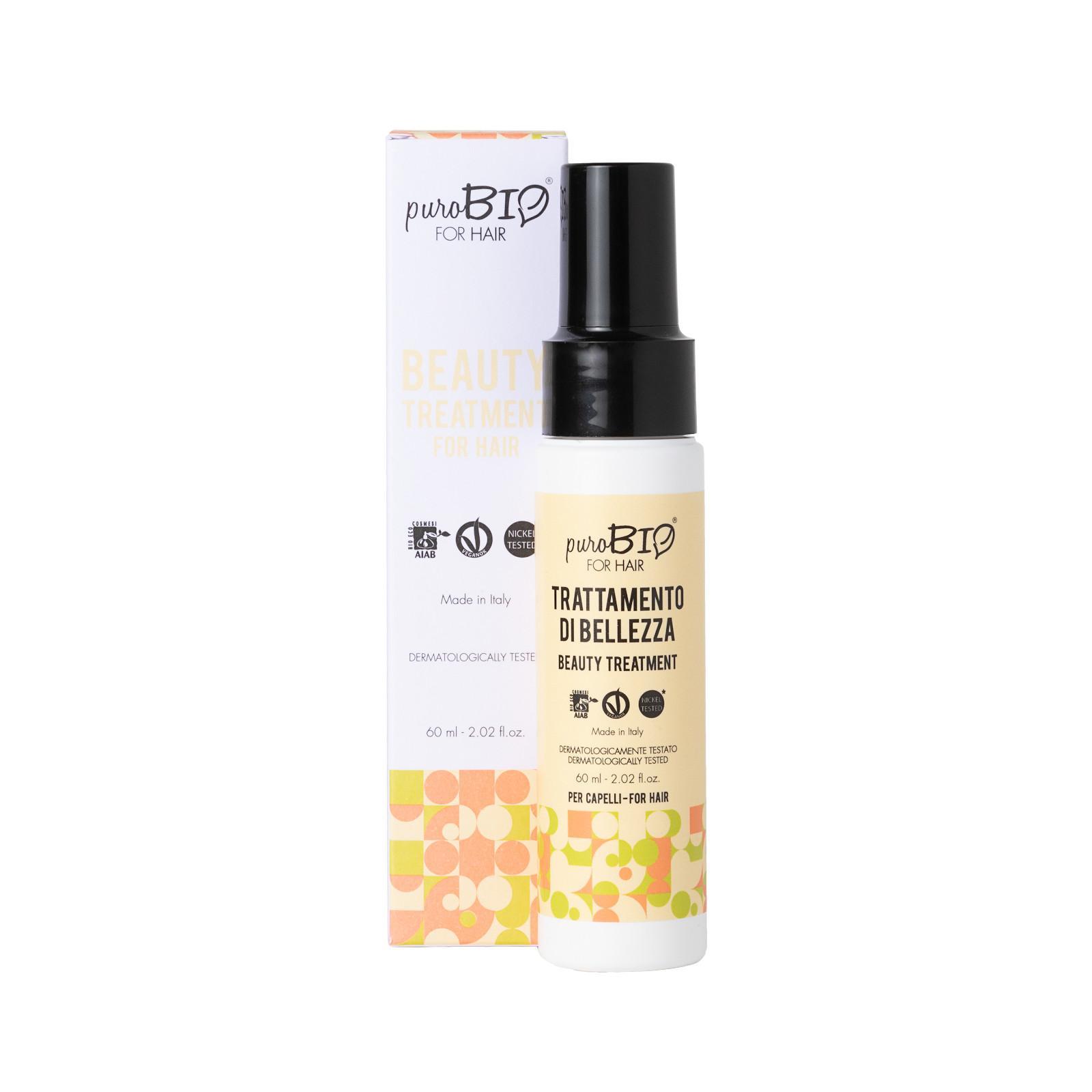 puroBIO cosmetics for Hair Beauty Treatment 60 ml