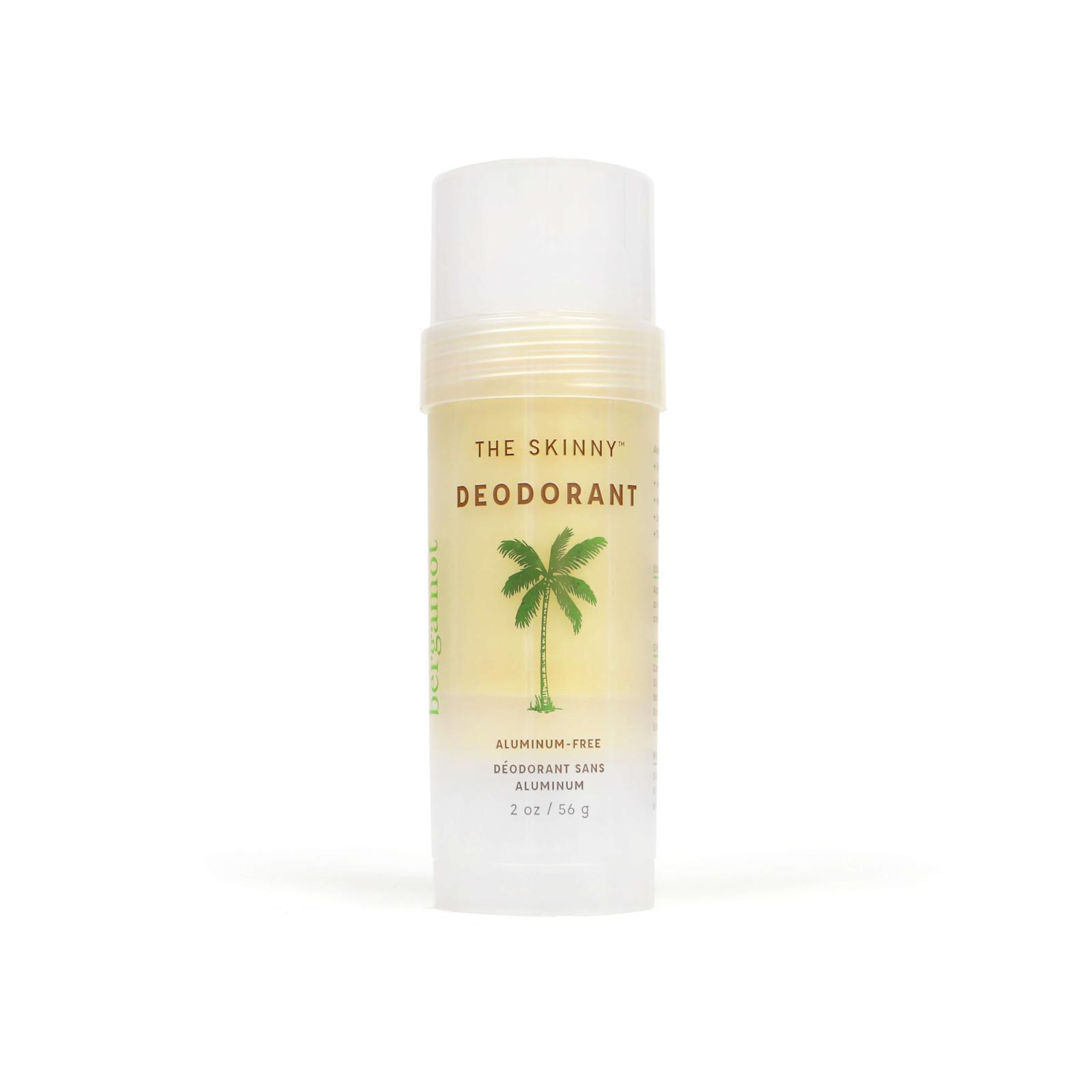 The Skinny Raw deodorant bergamot 56 g