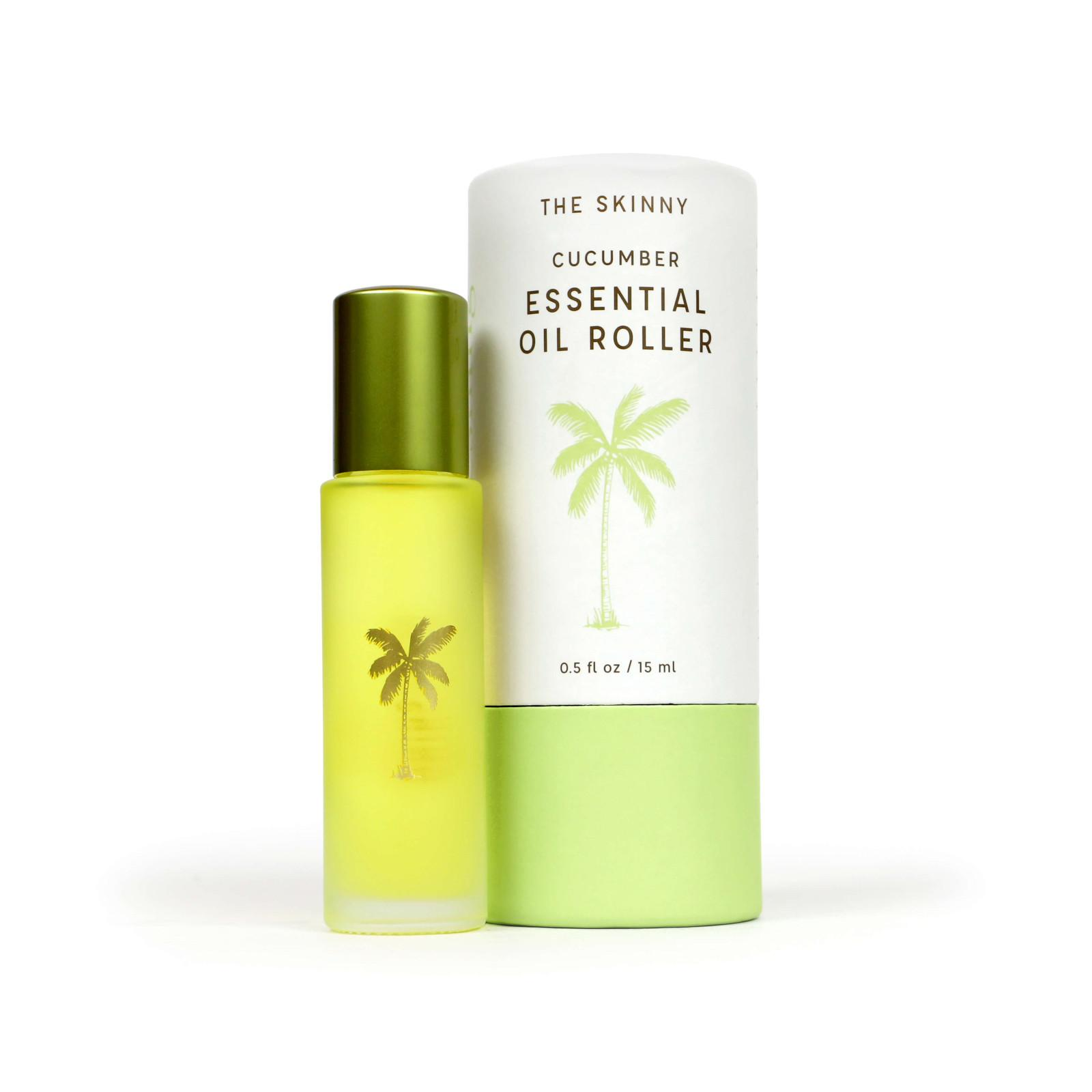 Aroma roller - Okurka od The Skinny