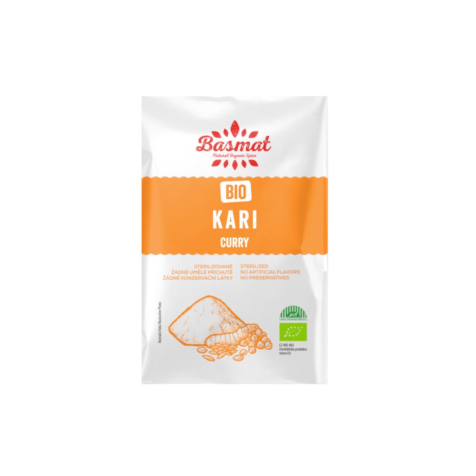 Basmat Bio Kari 35 g