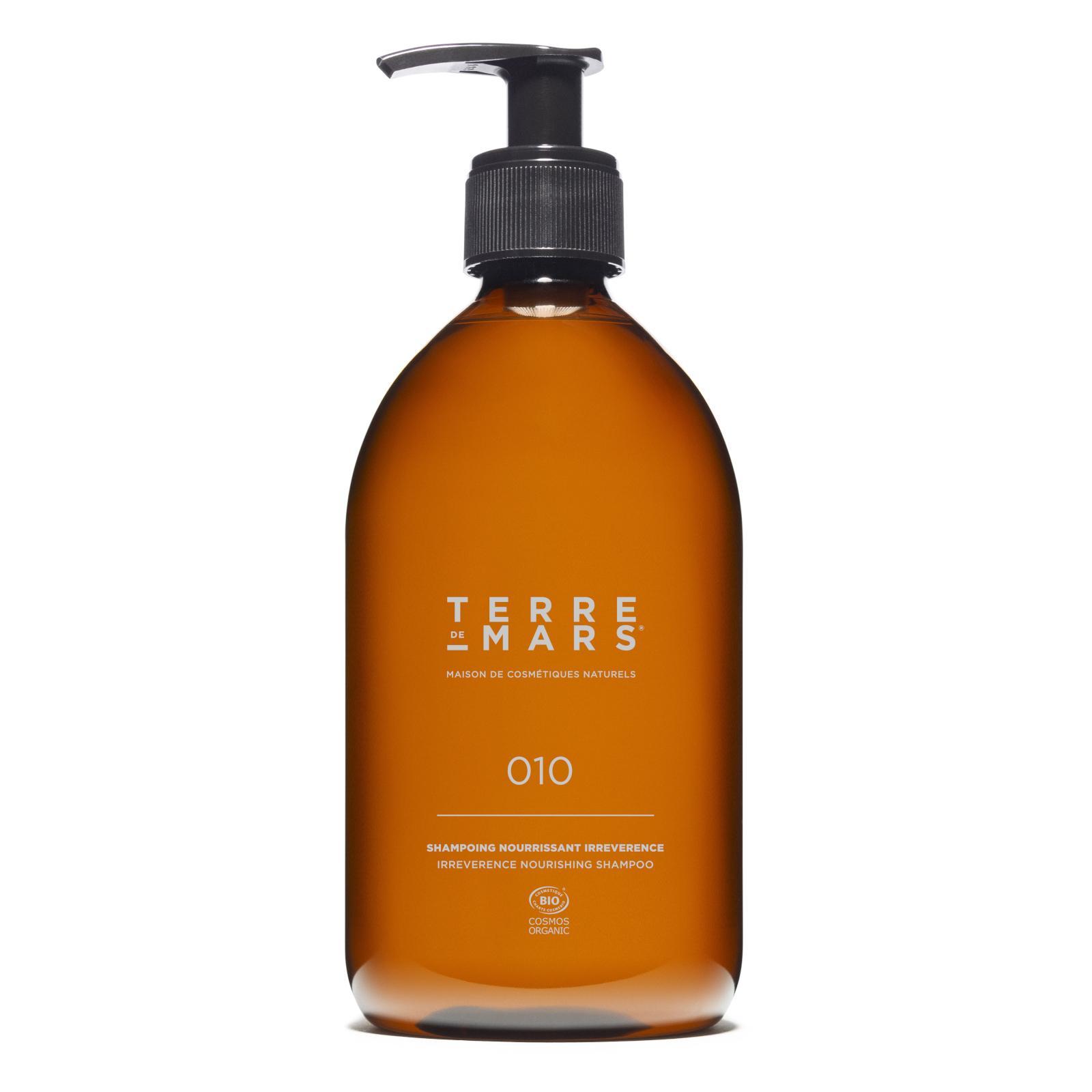 Terre de Mars Vyživující šampon, 010 500 ml
