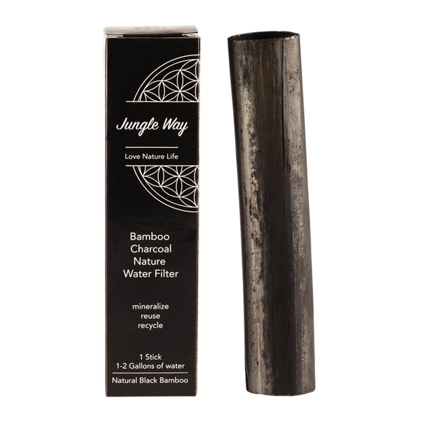 Jungle Way Aktivní bambusový uhlík 51 g