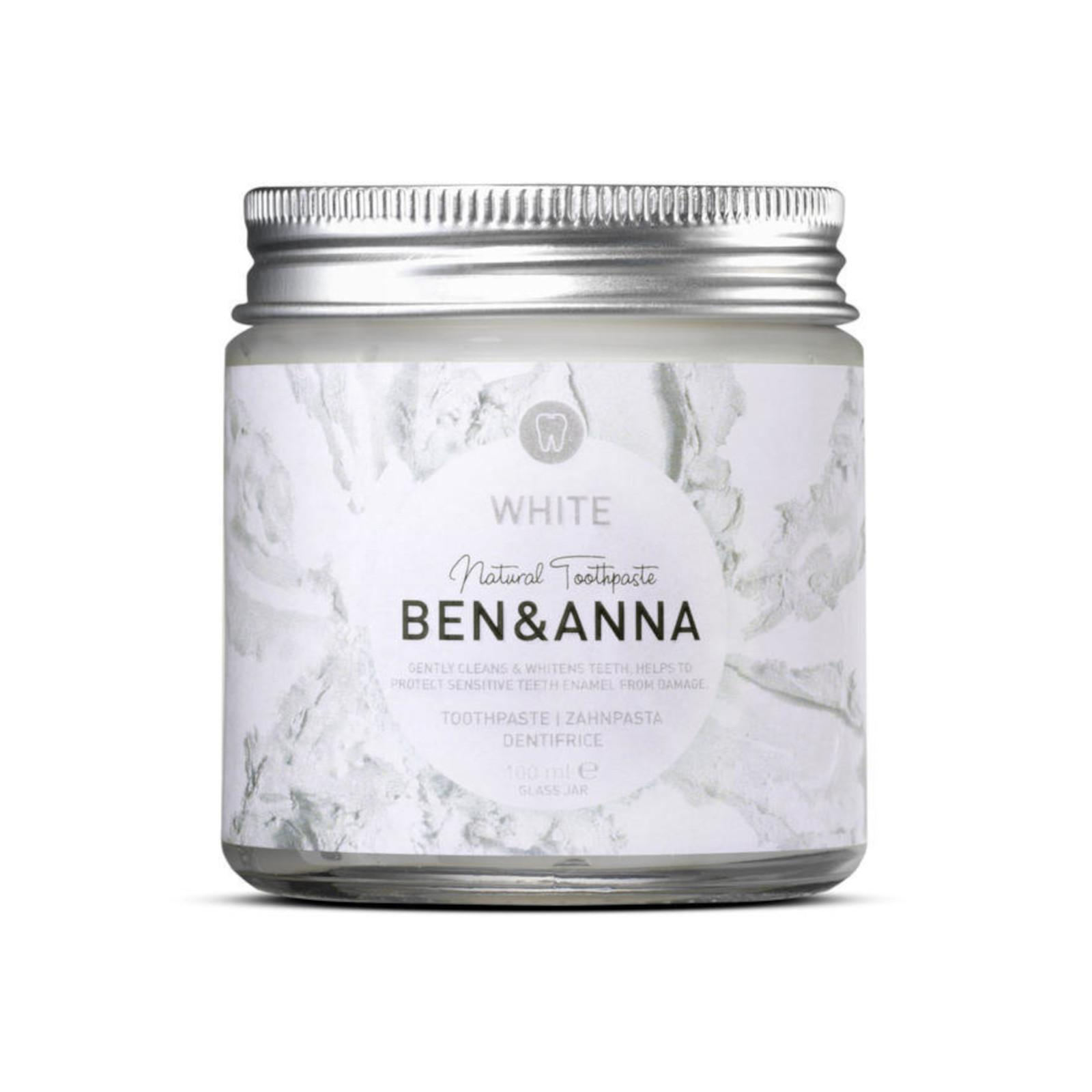 Ben & Anna White Zubní pasta 100 ml