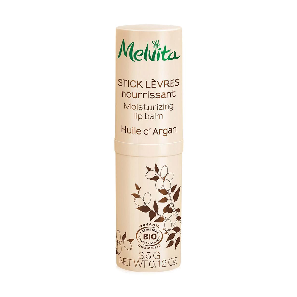 Melvita Hydratační balzám na rty BIO 3,5 g