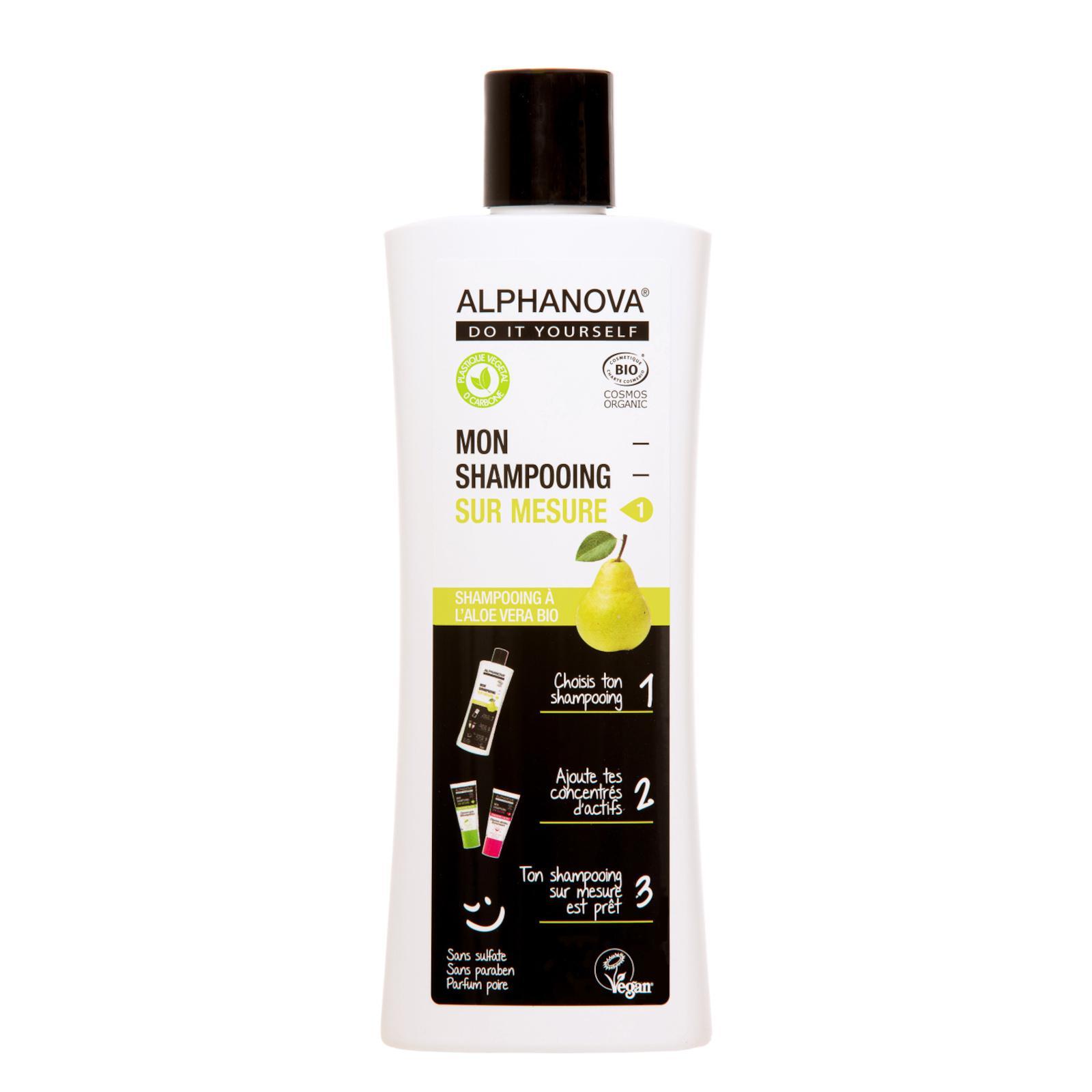 Alphanova Šampon DIY hruška 200 ml