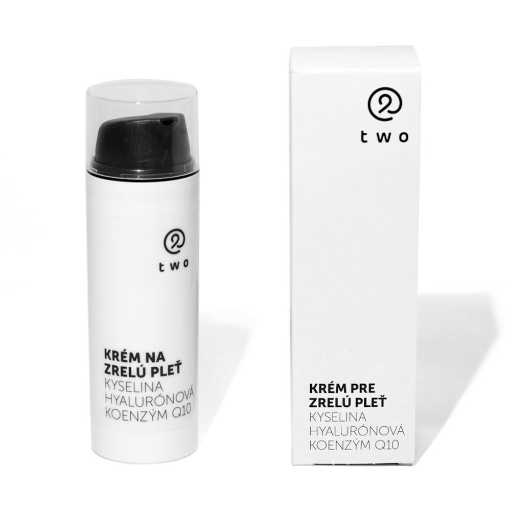 two cosmetics Krém na zralou pleť 50 ml