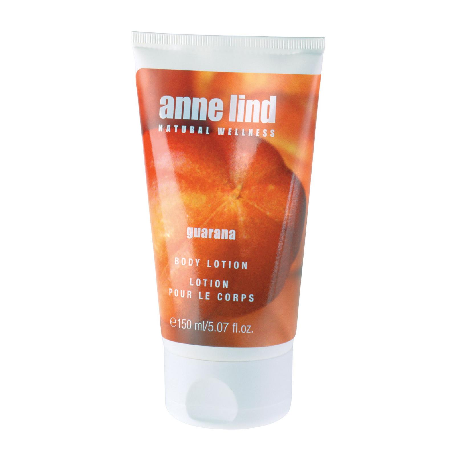 Annemarie Borlind Tělové mléko Guarana 150 ml