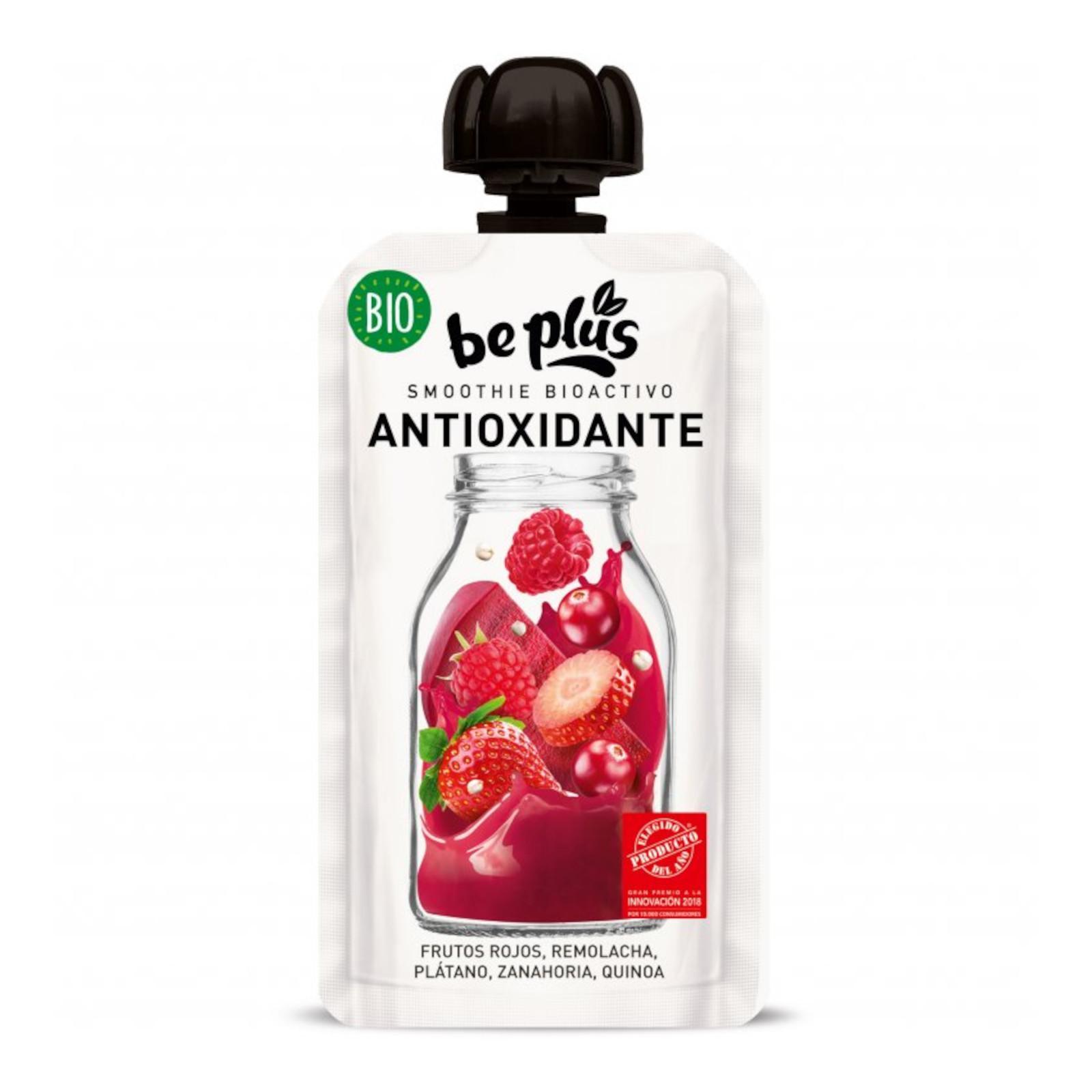 BePlus BIO antioxidant, smoothie pro dospělé 150 g