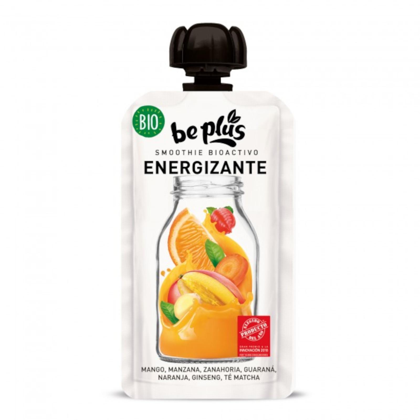 BePlus BIO energie, smoothie pro dospělé 150 g
