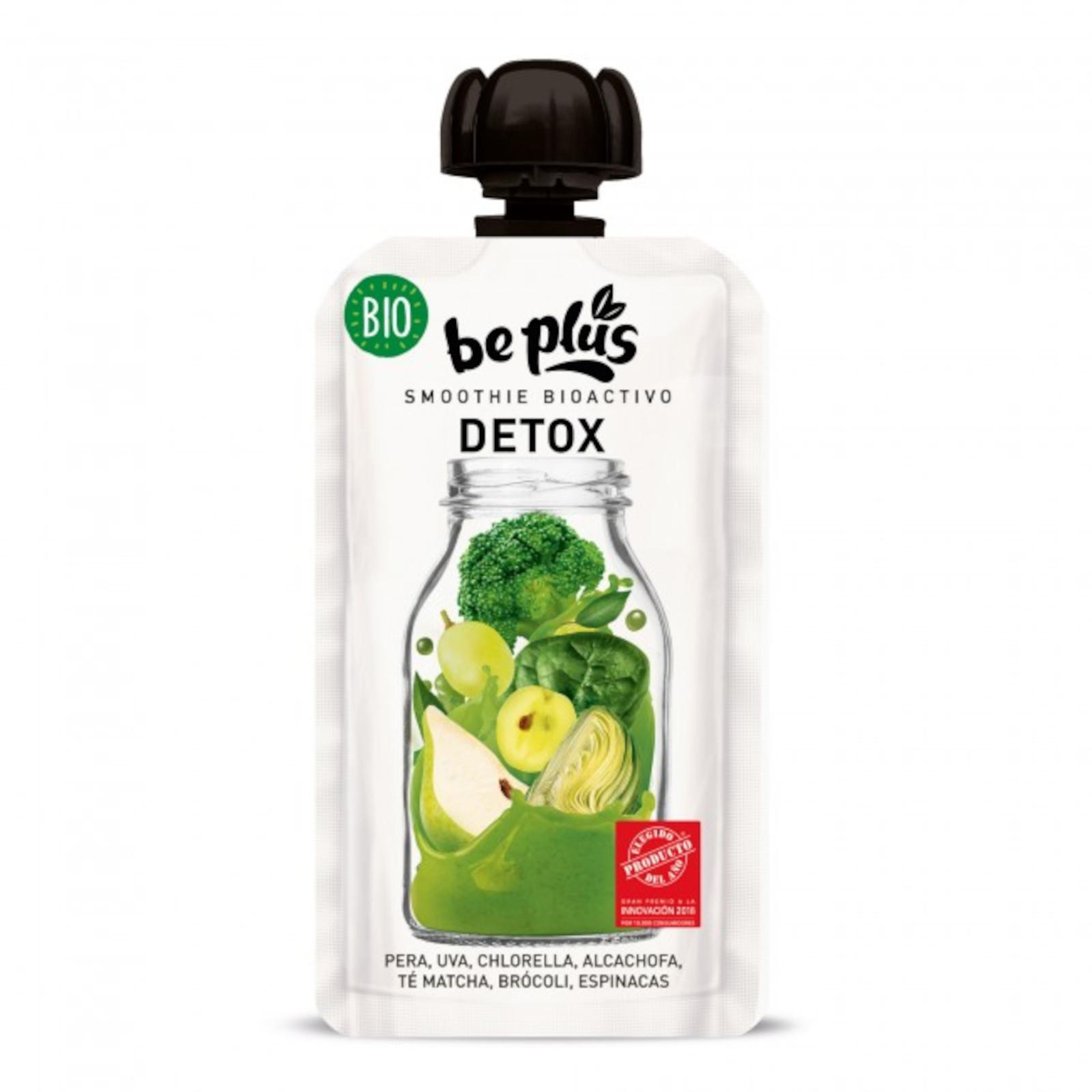 BePlus BIO detox, smoothie pro dospělé 150 g