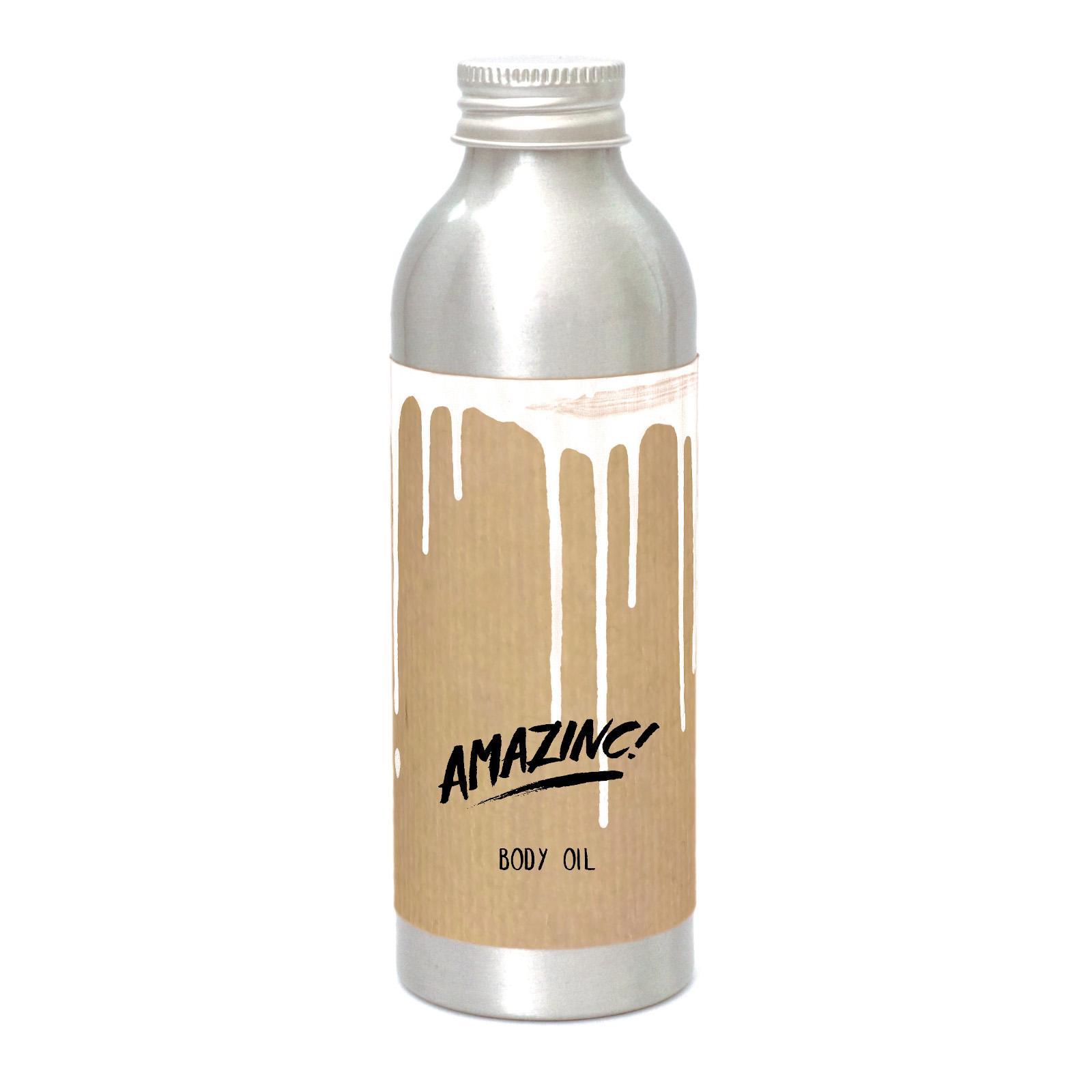 AMAZINC! Tělový olej 150 ml