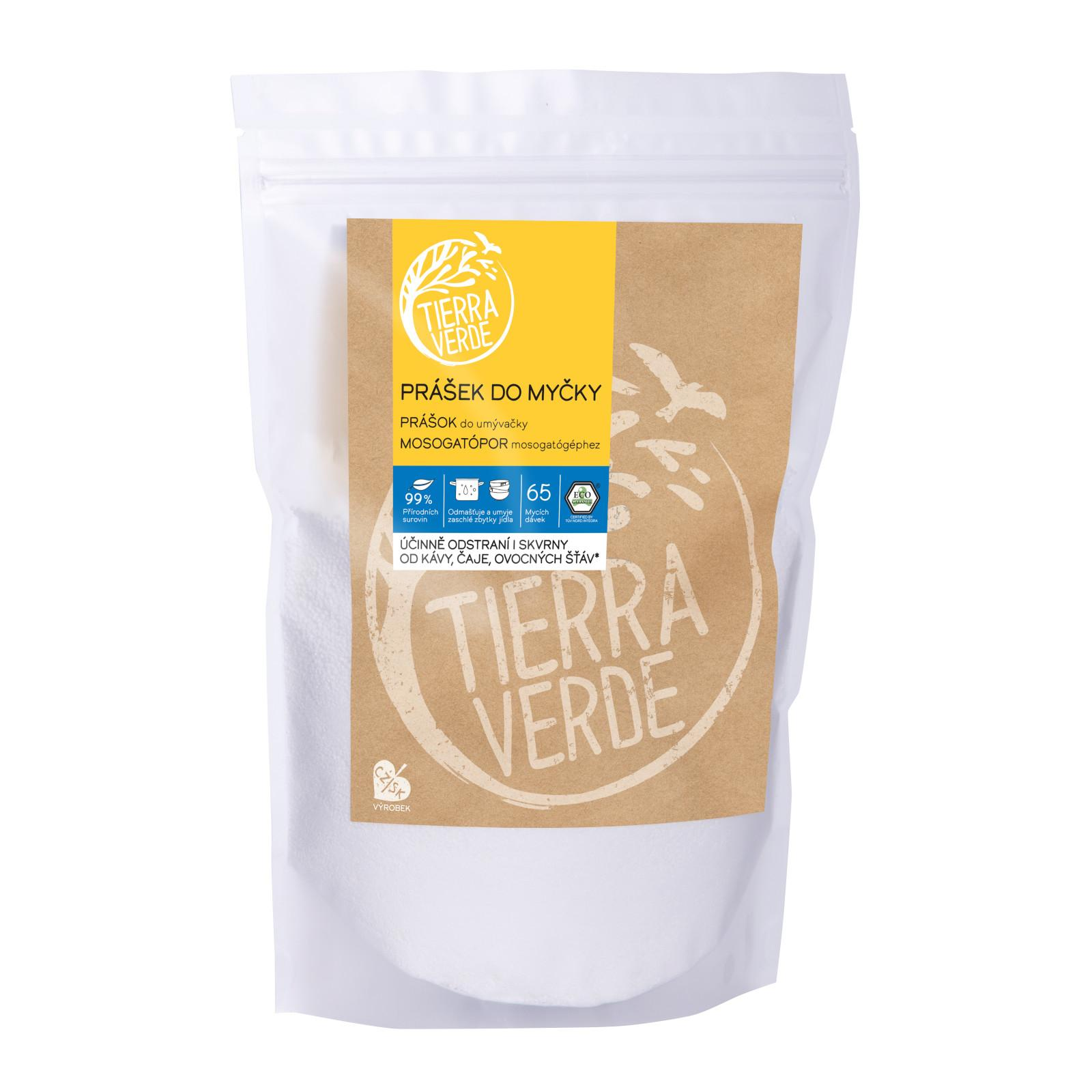 Tierra Verde Prášek do myčky 1 kg