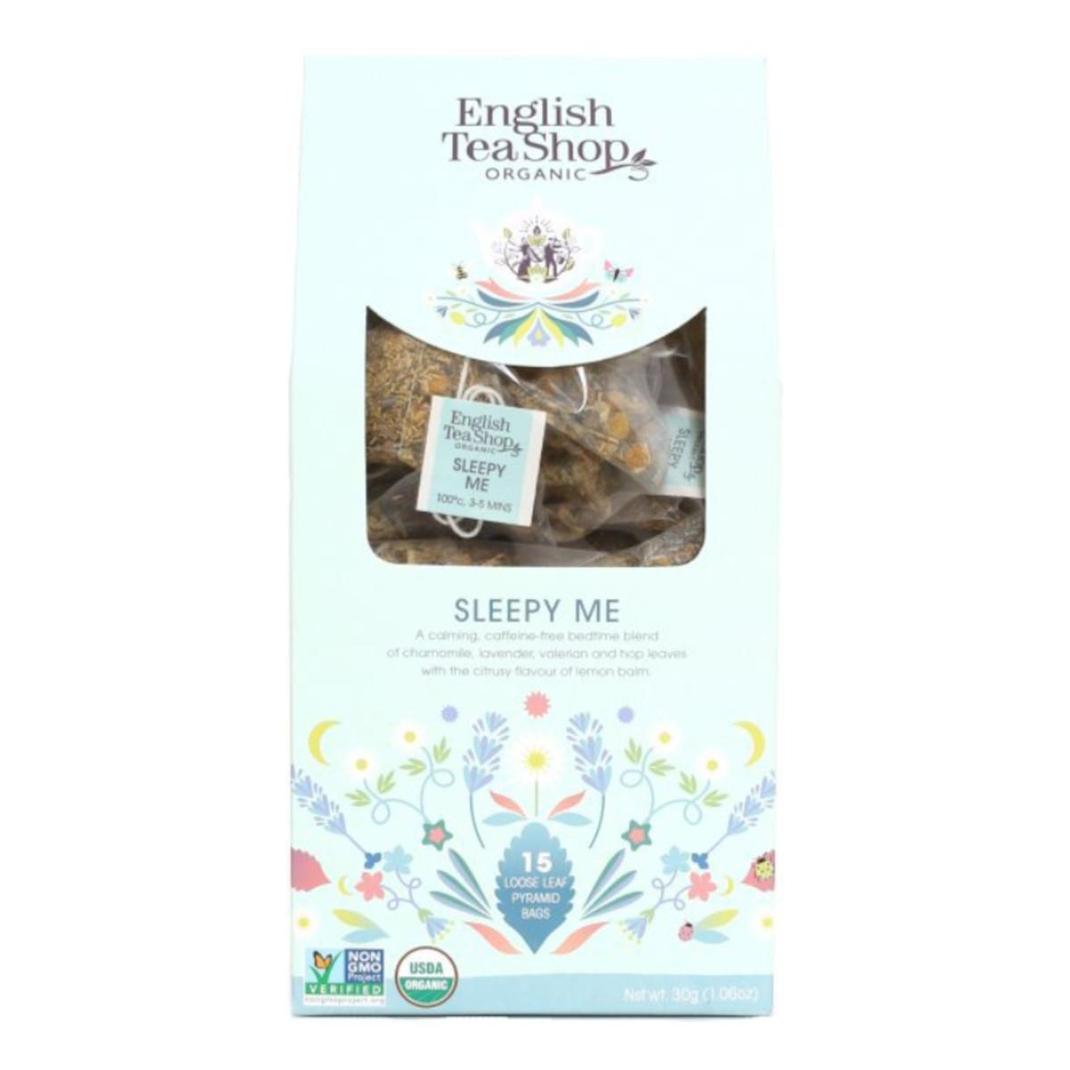 English Tea Shop Wellness BIO bylinný čaj pro spánek 30 g, 15 ks