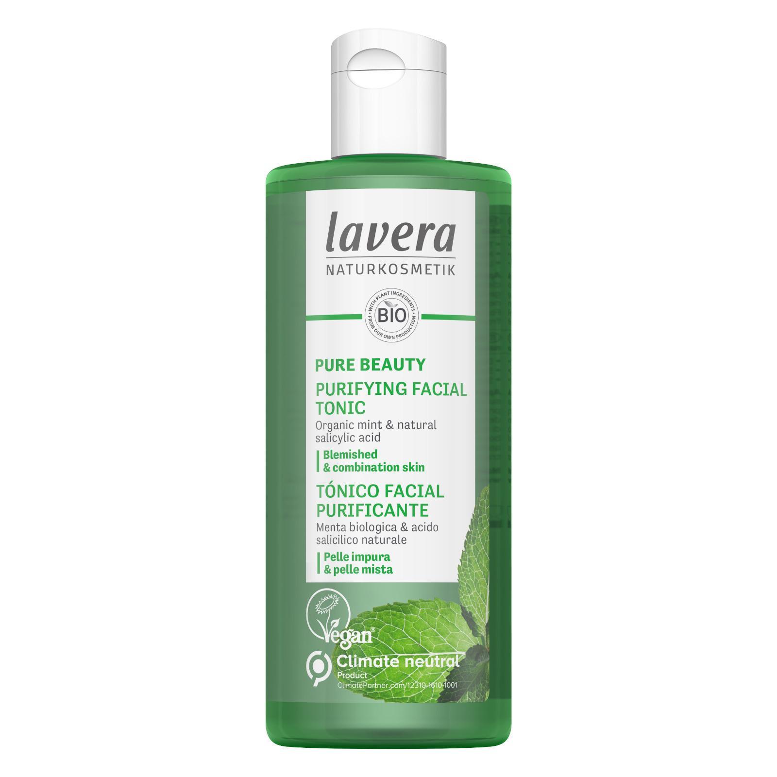 Lavera Pure Beauty Čistící pleťové tonikum 200 ml
