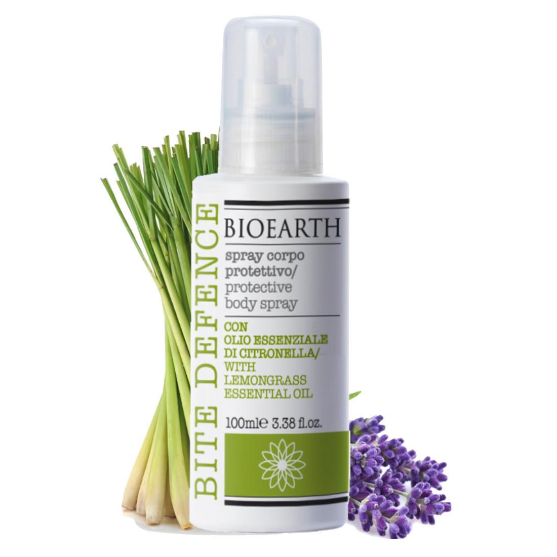Bioearth Přírodní repelent ve spreji 100 ml