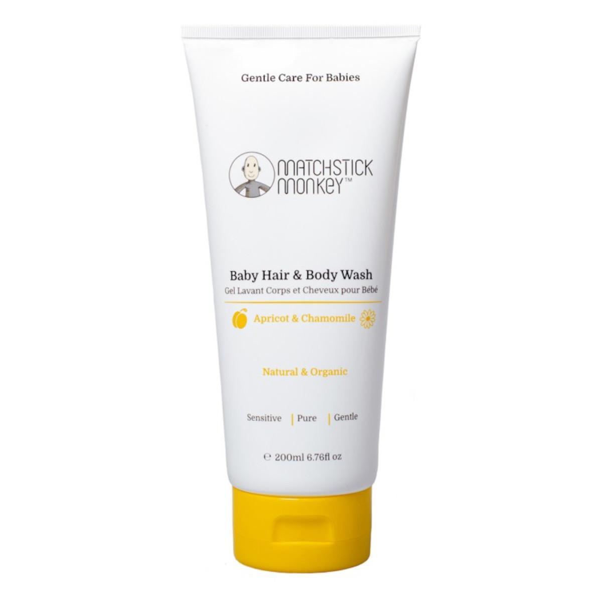 MATCHSTICK MONKEY 2v1 šampon na vlasy a tělo 200 ml