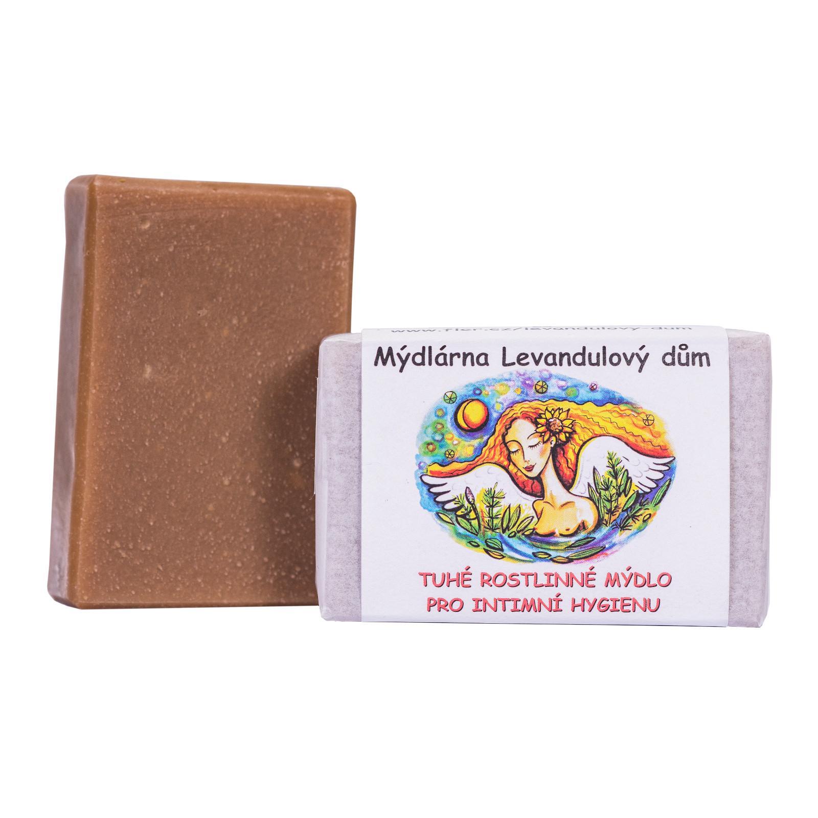 Mýdlárna Levandulový dům Mýdlo pro intimní hygienu 120 g